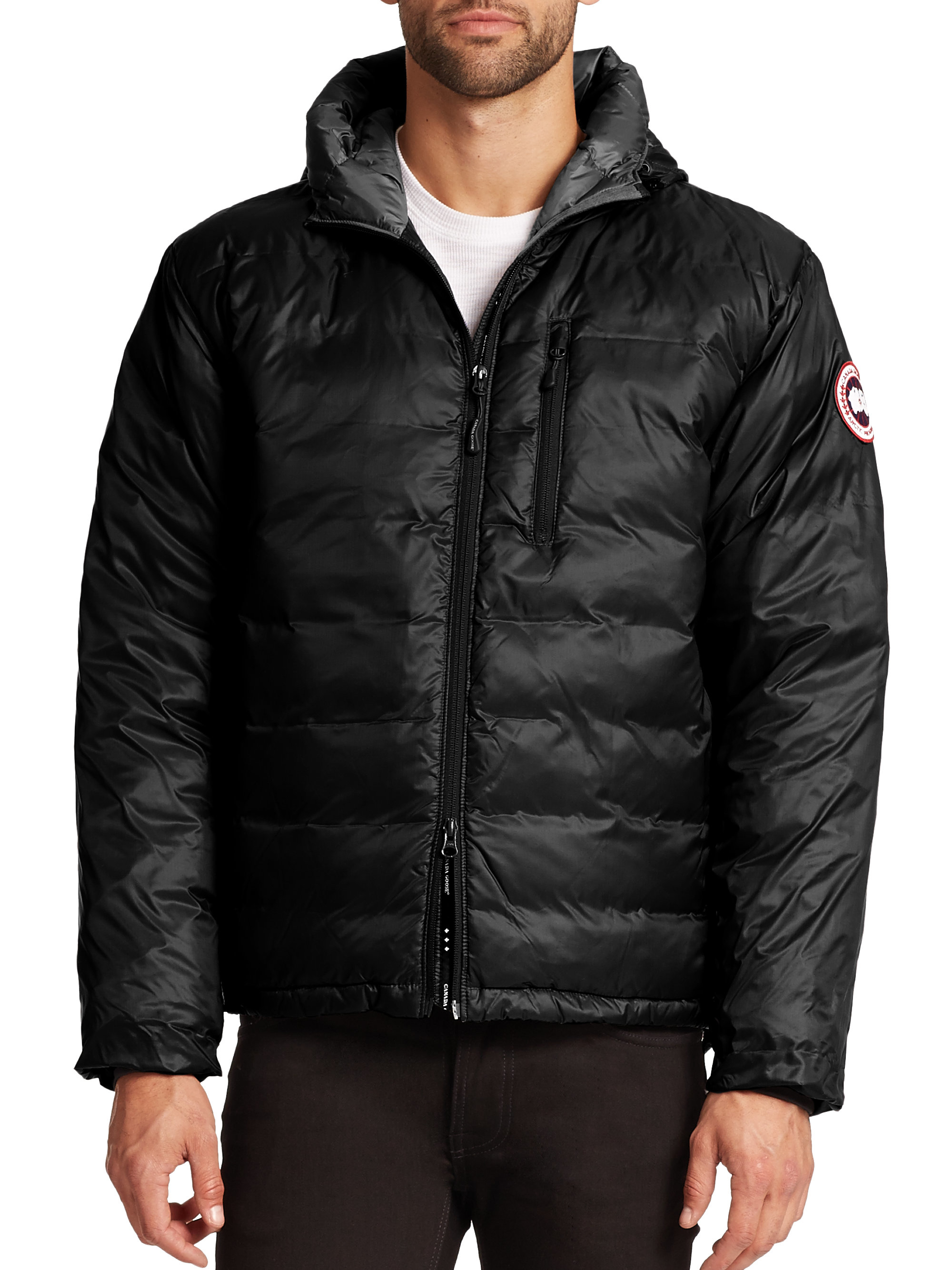 canada goose men s pbi lodge hoody jacket 067c1db5b