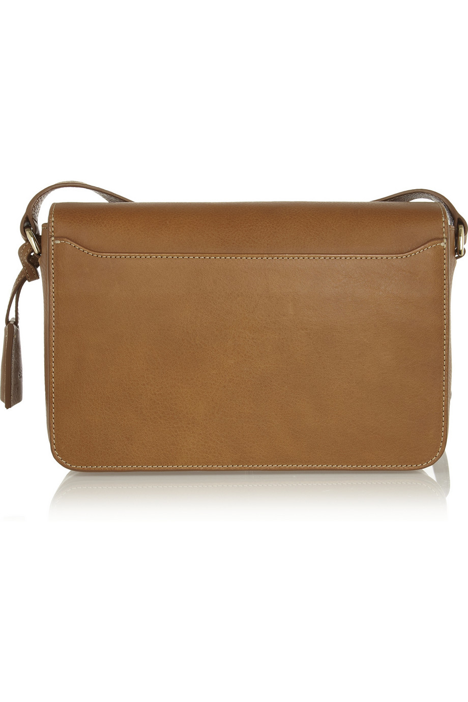 2244ee366e Lyst - Mulberry The Bayswater Leather Shoulder Bag in Brown