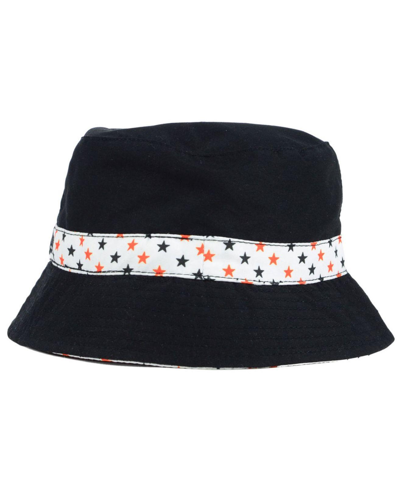 Lyst - KTZ Kids  Philadelphia Flyers Reversible Bucket Hat in Black 22d25c1ee5f