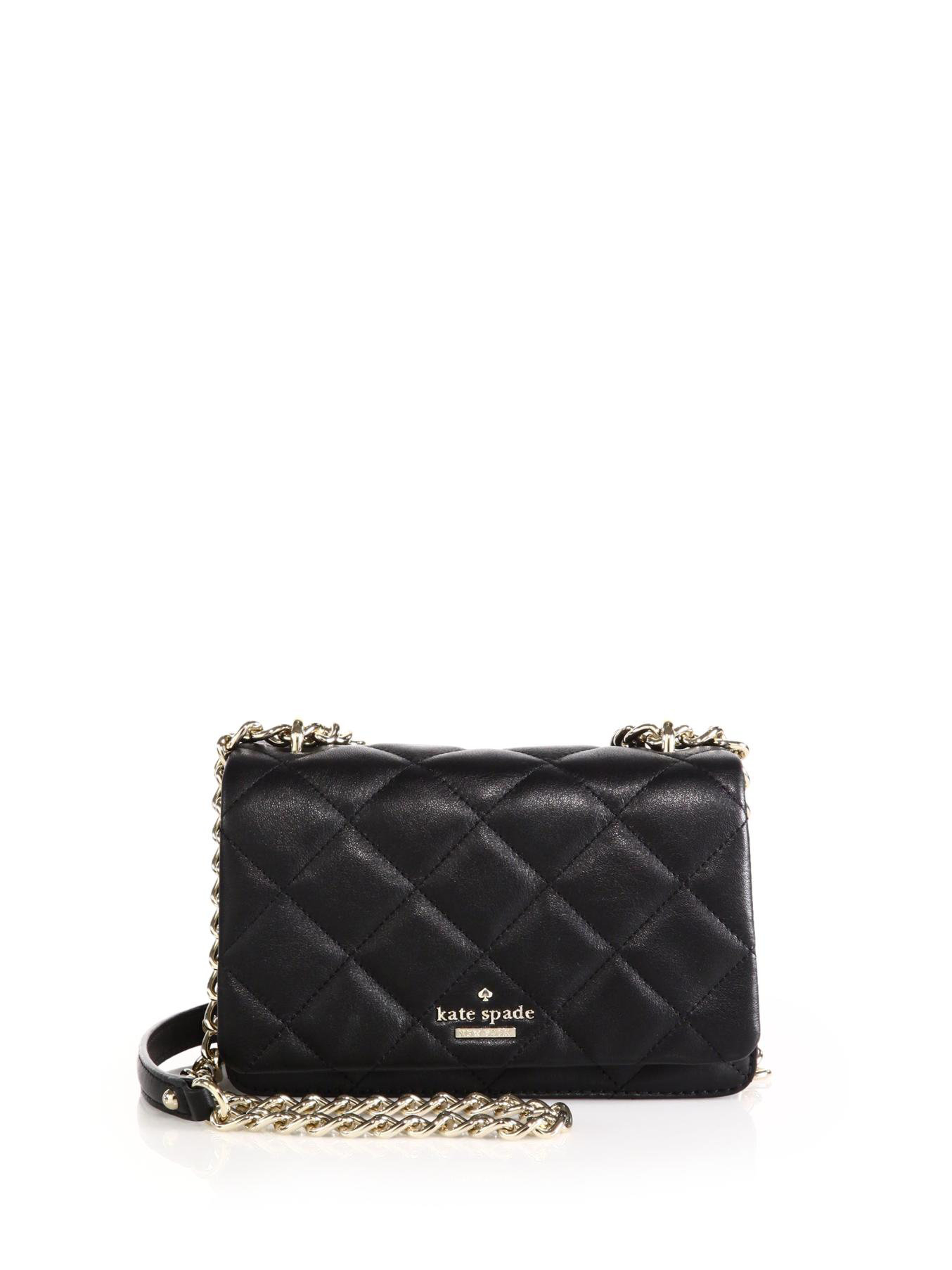 Kate Spade Quilted Purse Best Purse Image Ccdbb