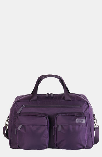 Lipault Weekend Bag - Purple (19 Inch) in Purple for Men | Lyst