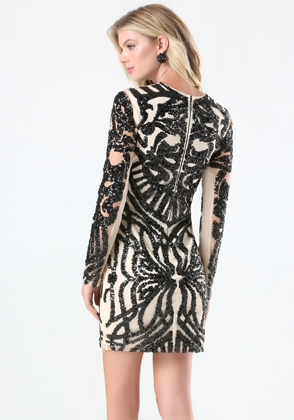Find great deals on eBay for sequin mesh dress. Shop with confidence.