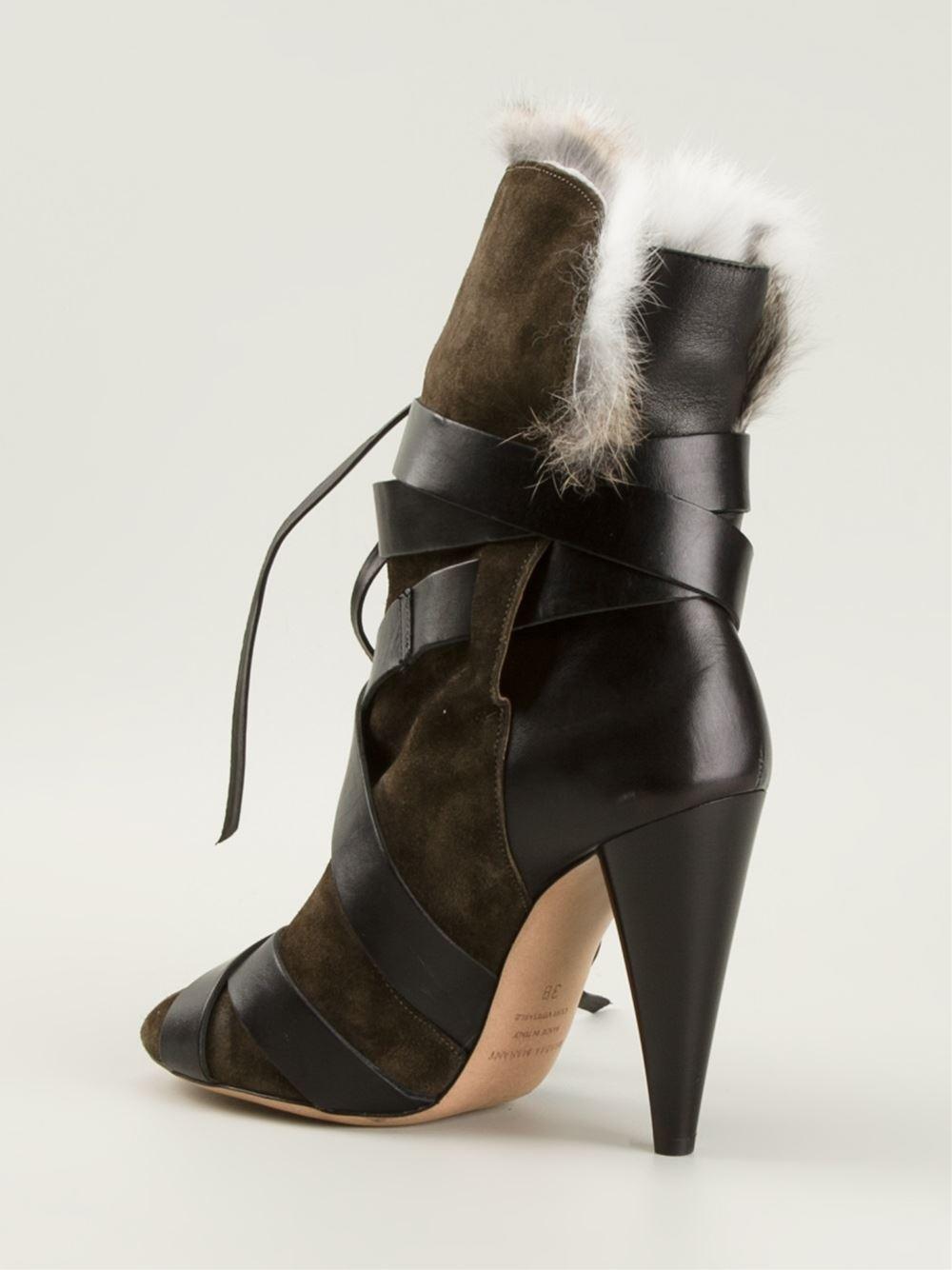 Isabel Marant Neta Boots 1IQECo