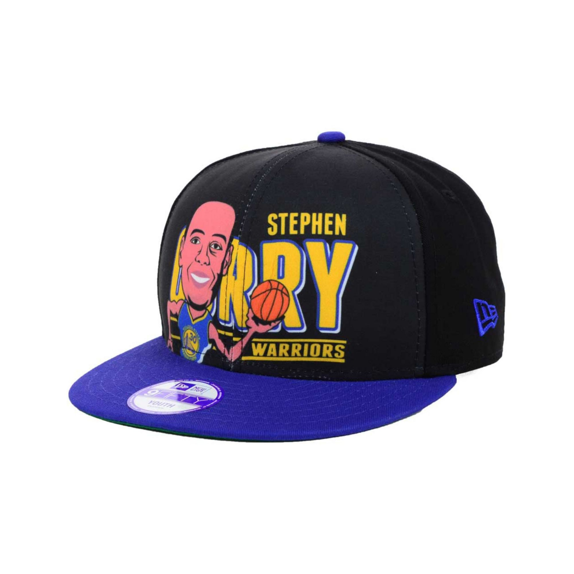 newest 620da dff4d ... snapback hat royal blue 18413 28098  best price lyst ktz kids stephen  curry golden state warriors player 9fifty c0c7f 8ff7a