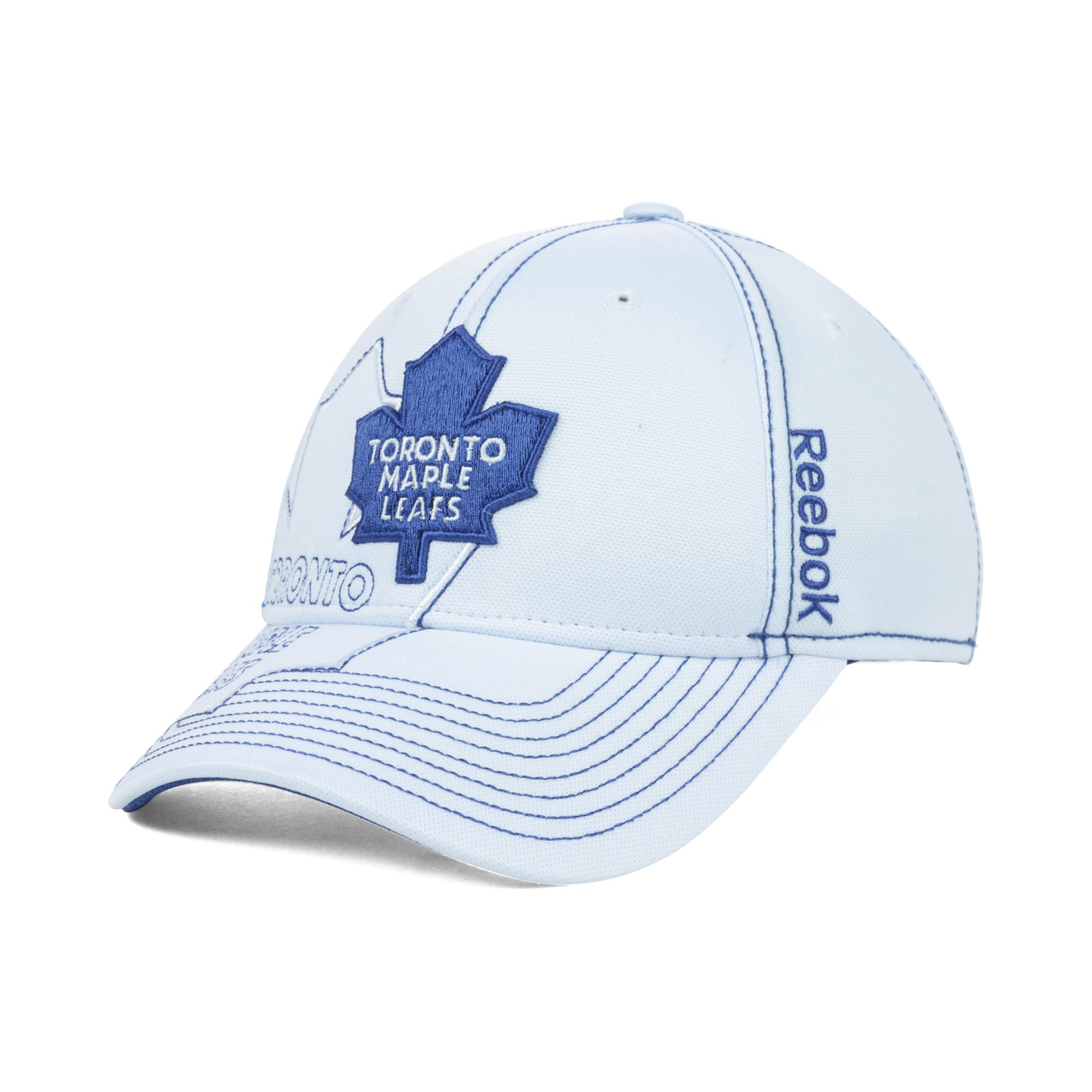 ... greece greece lyst reebok toronto maple leafs nhl 2nd season draft cap  in blue 54c6d 6aec5 8832c59d6b79