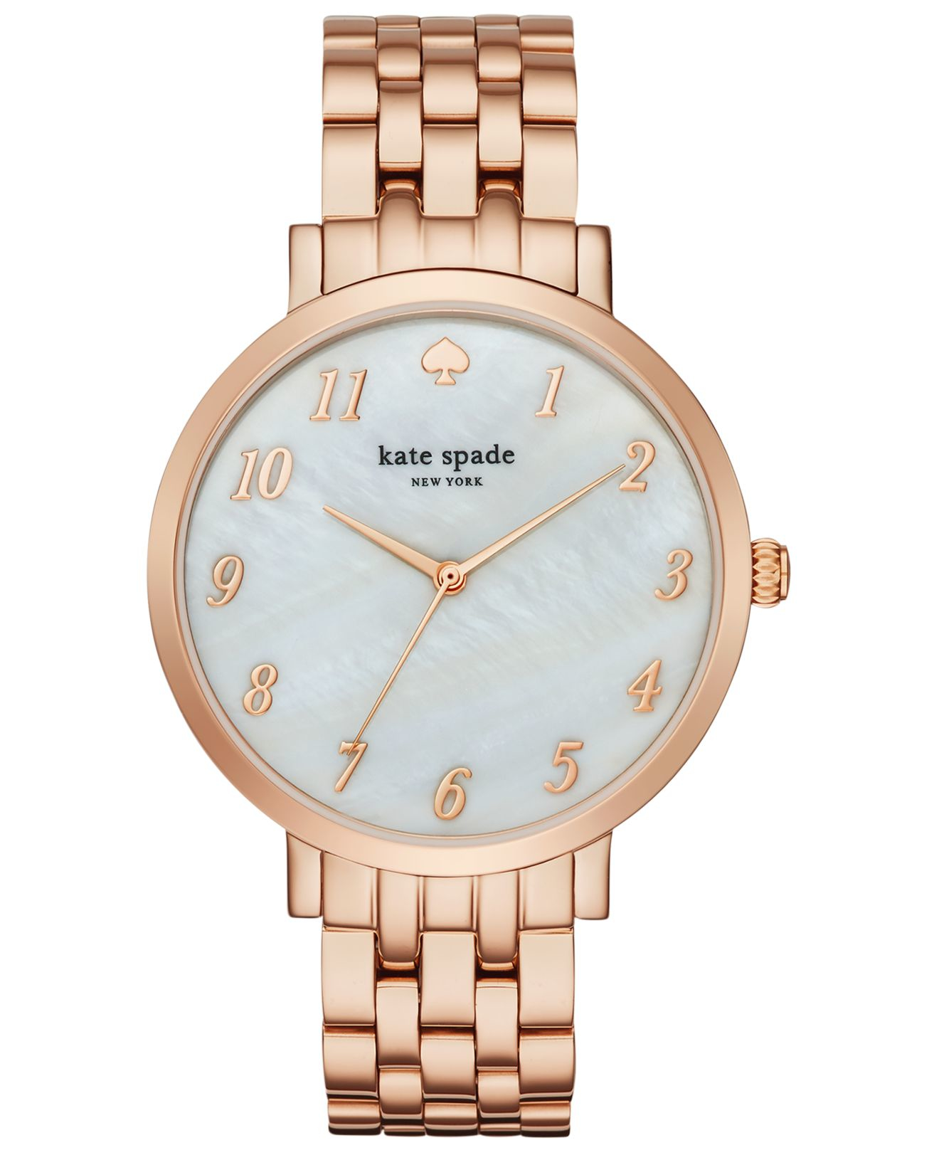a63c0d1bb6e Kate Spade Accessories Ksw1264 Monterey Rose Gold Tone Watch -  Source.  Gallery