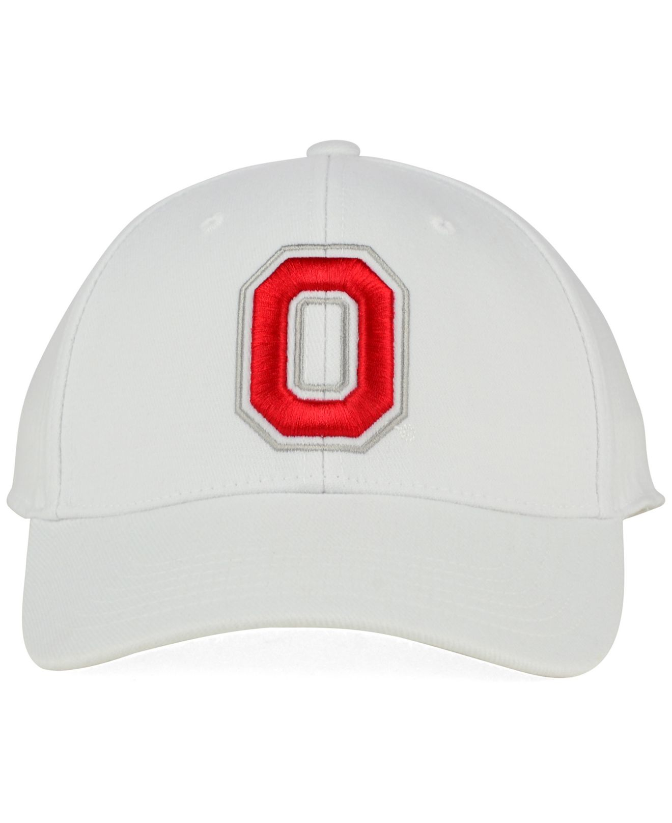 new products 3ebd0 210a4 ... ncaa hats one size black two bar knit 96087 0dbd0  purchase lyst j  america ohio state buckeyes stunt block stretch cap in a82bf 60c35