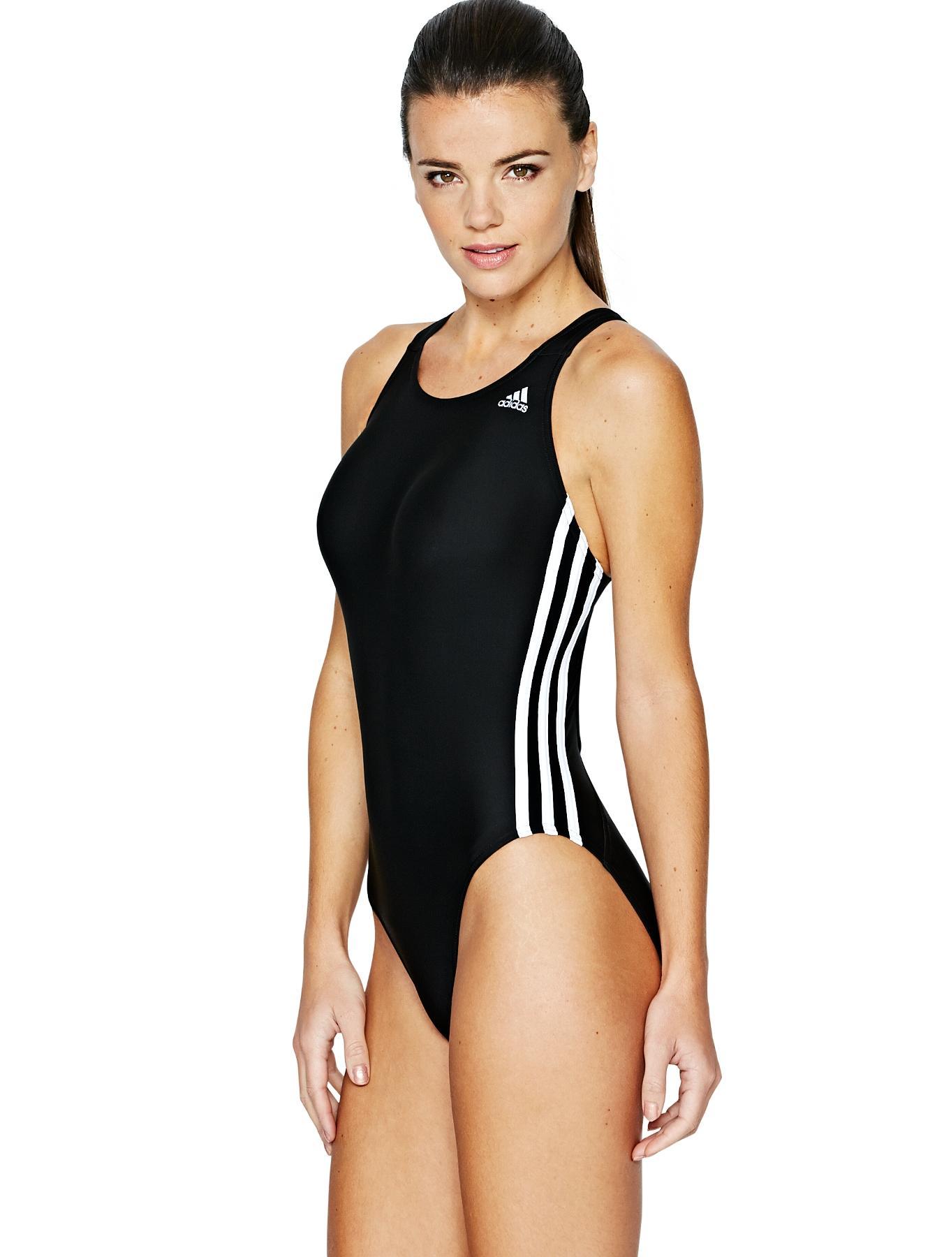 Adidas womens 3 stripe bikini much necessary