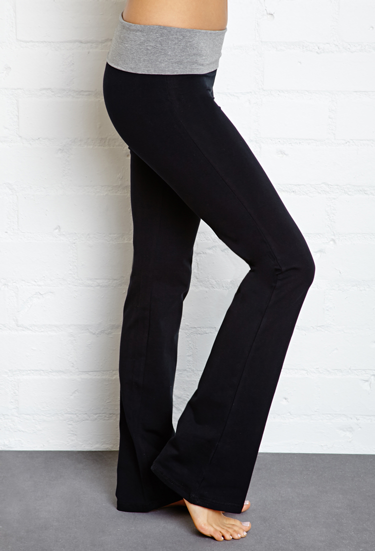 Unique Styles Unique Active Wear Styles Yoga Pants for Women Fold-Over Waist Workout Boot Cut. Sold by Deals For Less. $ - $ $ - $ Lisa Rinna Collection Pants Sz S Fold Over Waist Cropped Cargo Pocketed Black. Sold by Phoenix Trading Company + 3. $ - $