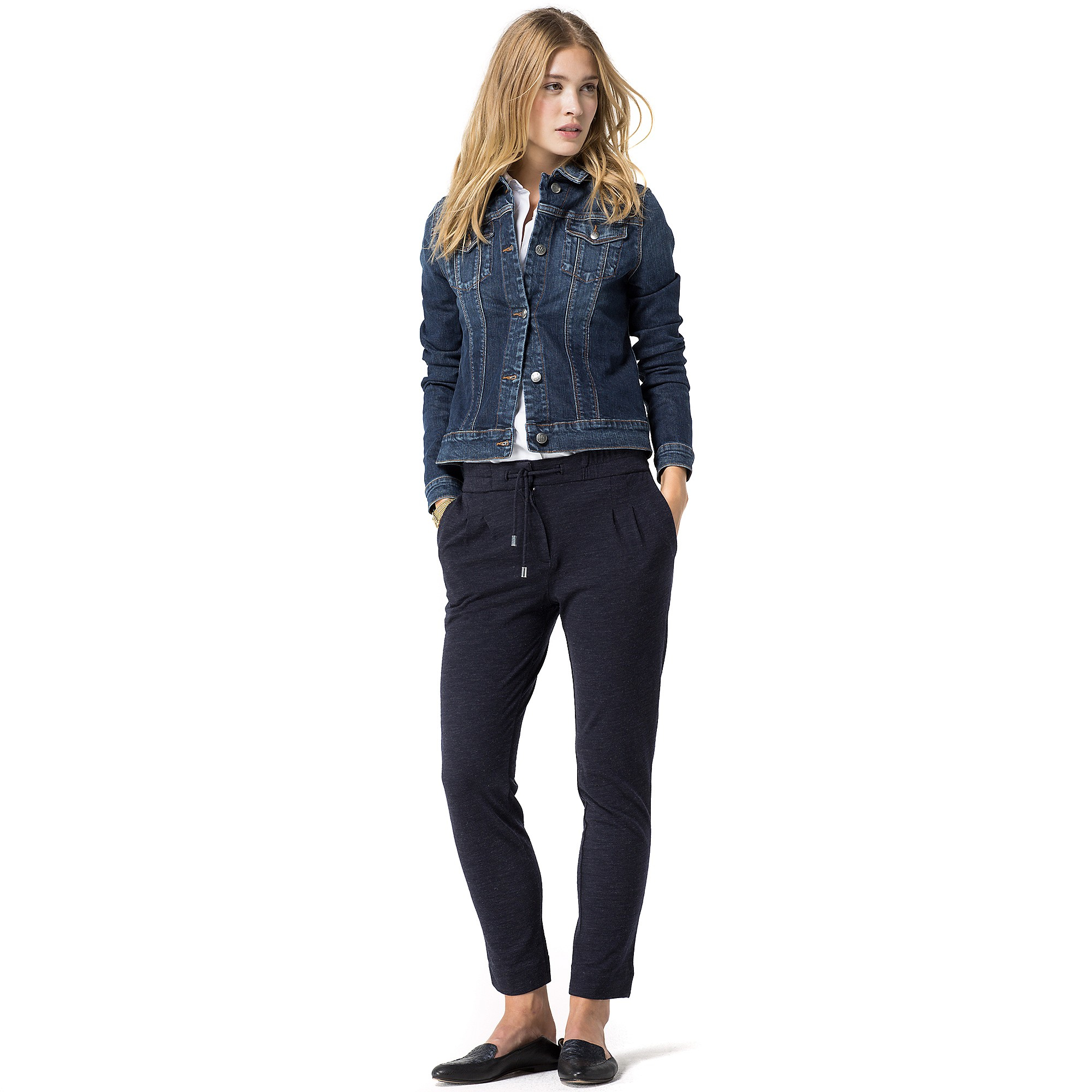 Tommy Hilfiger Classic Jean Jacket in Blue (ABSOLUTE BLUE) | Lyst