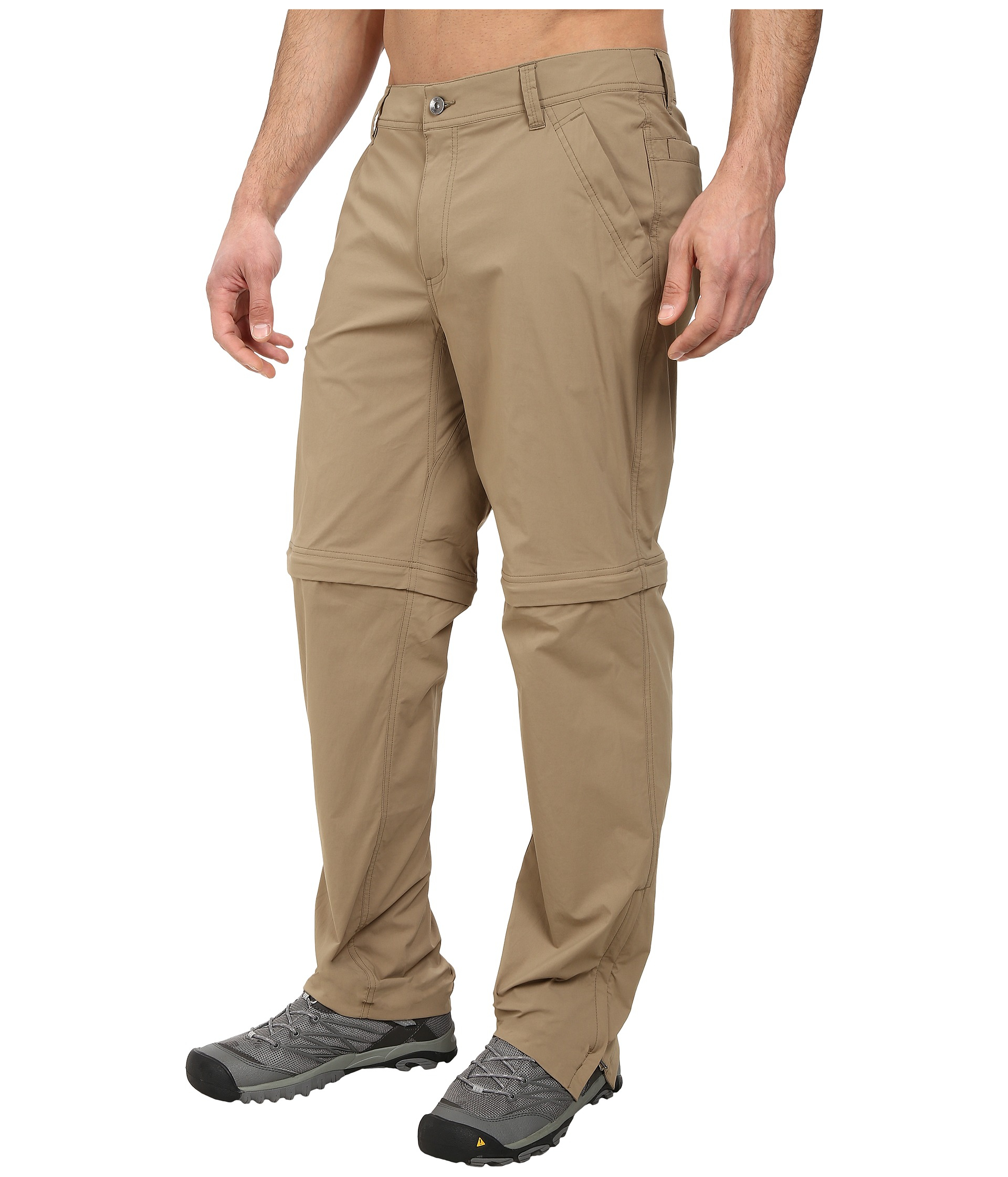 Marmot Transcend Convertible Pant - Long in Brown for Men | Lyst