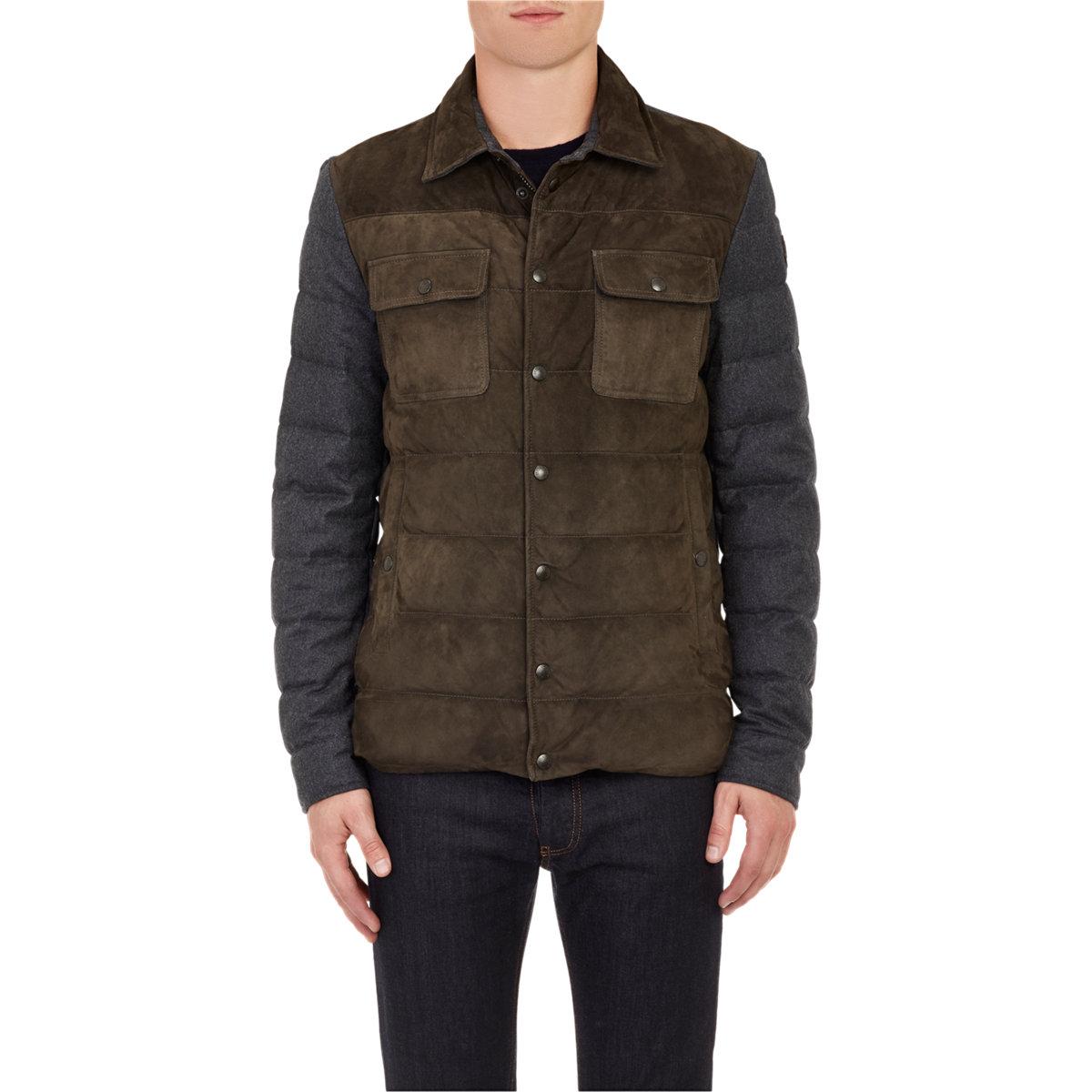 ded6e61d3 shop moncler jacket flannels kitchener f196f 7096e