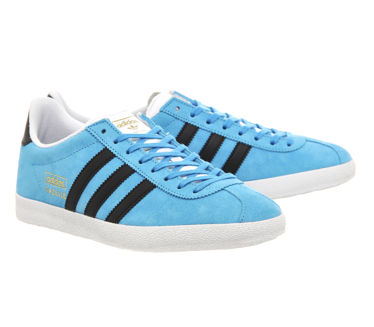 Adidas Gazelle Og Sneakers In White For Men Lyst