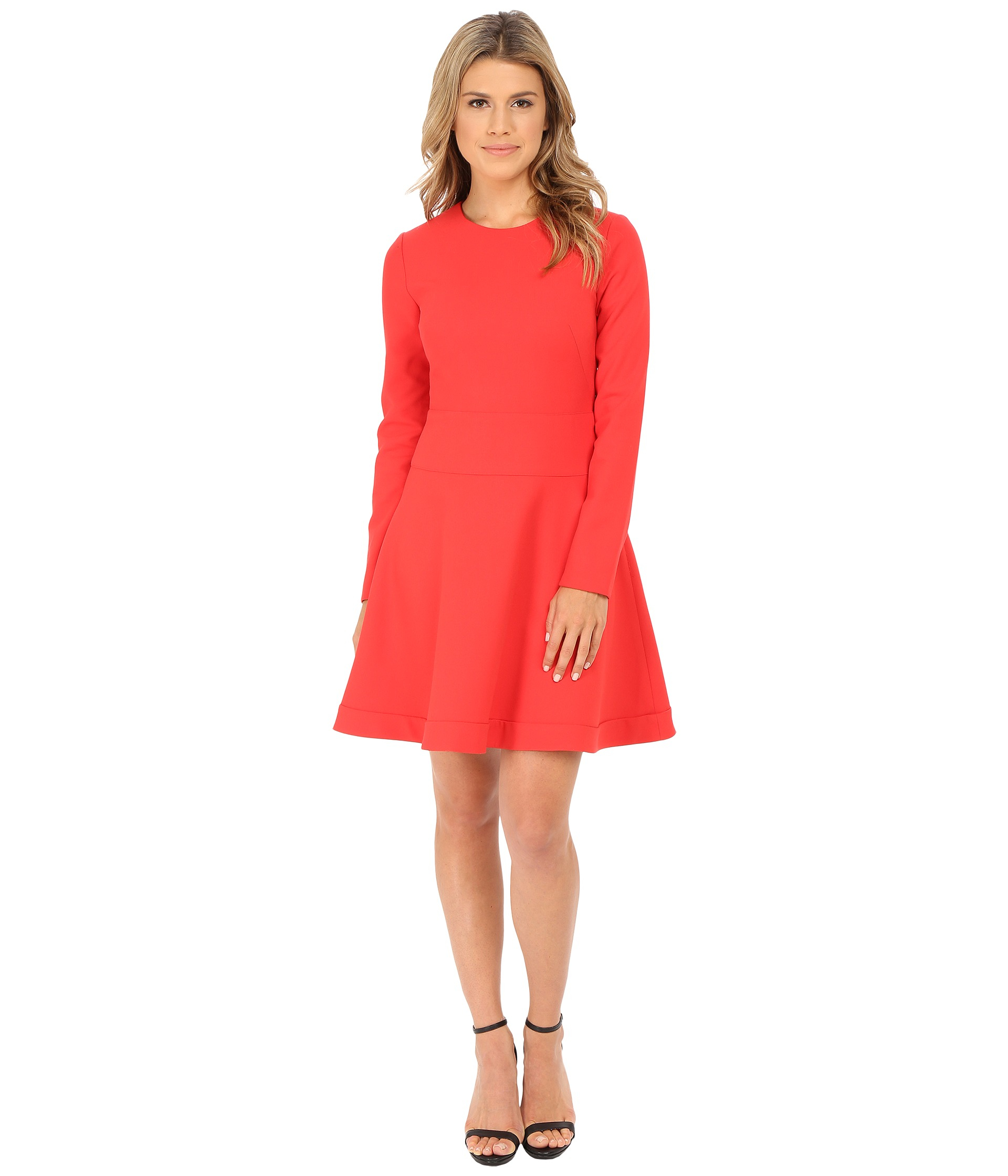 Shoshanna Rio Dress in Red  Lyst