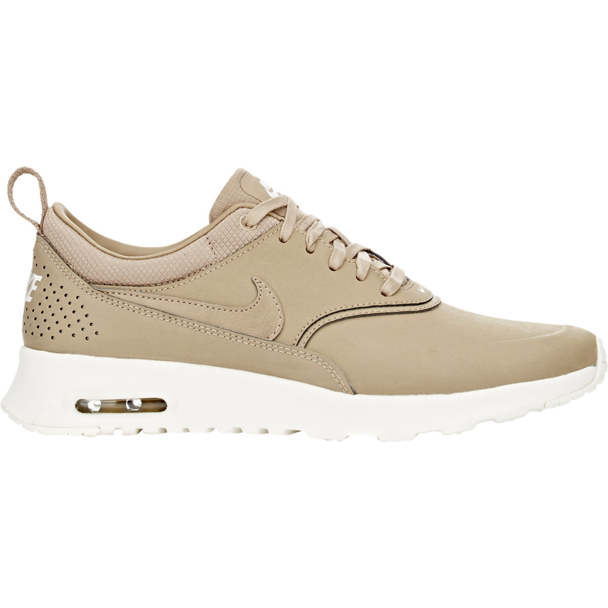 buy online 5dc00 6113c Nike Air Max Thea Premium Sneakers in Natural for Men - Lyst