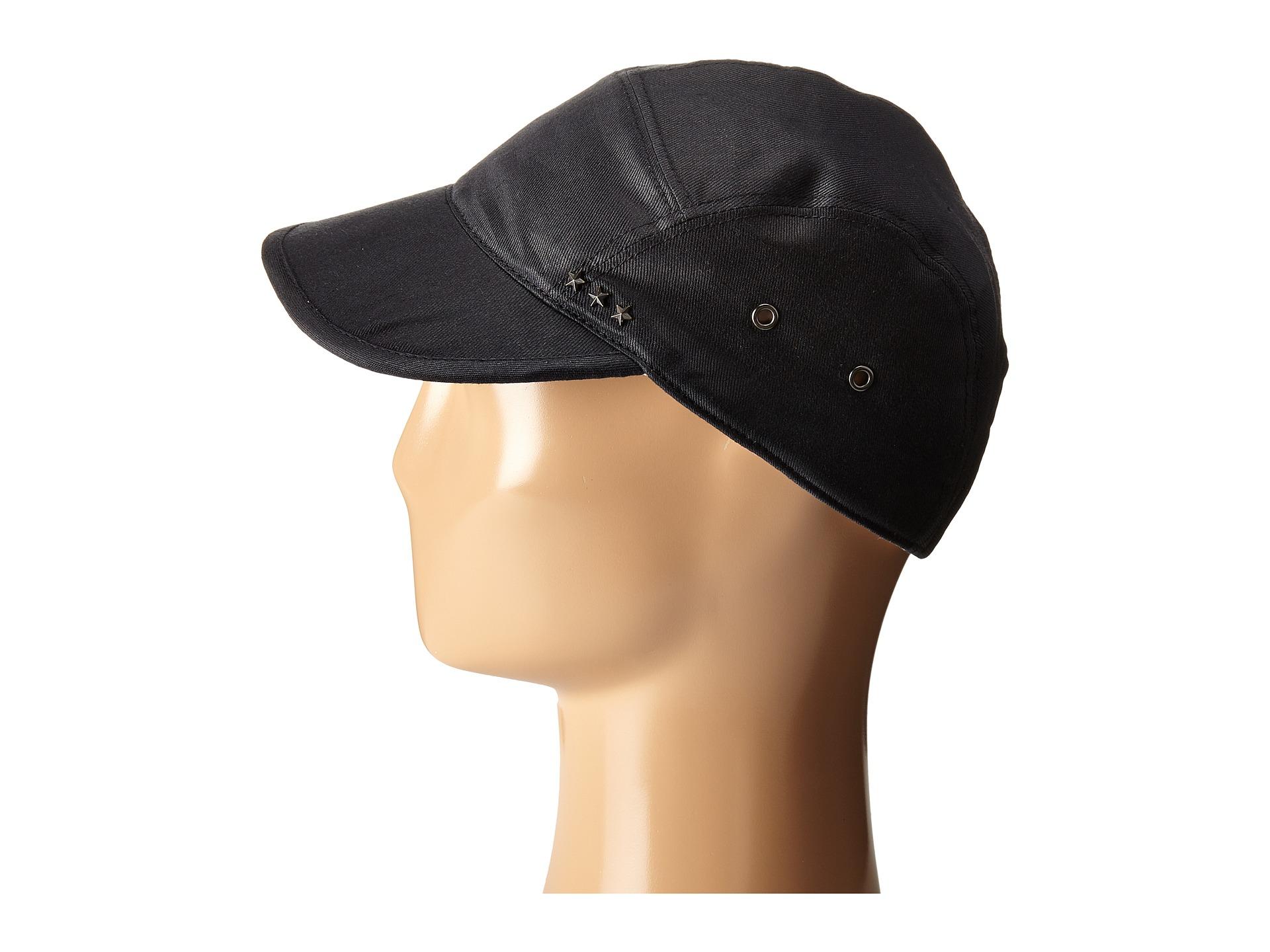 Lyst John Varvatos Baseball Hat In Black For Men 57a5f658707f