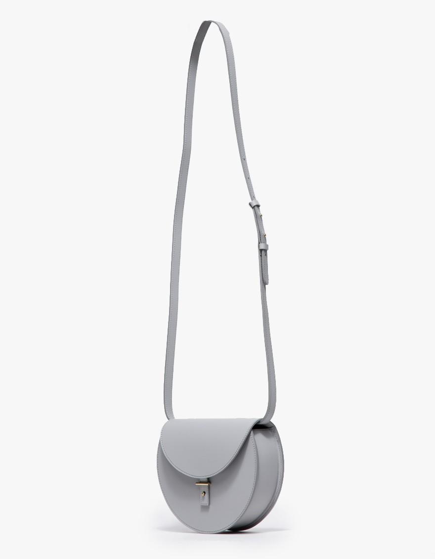 Pb 0110 Shoulder Bag In Light Grey in Gray | Lyst