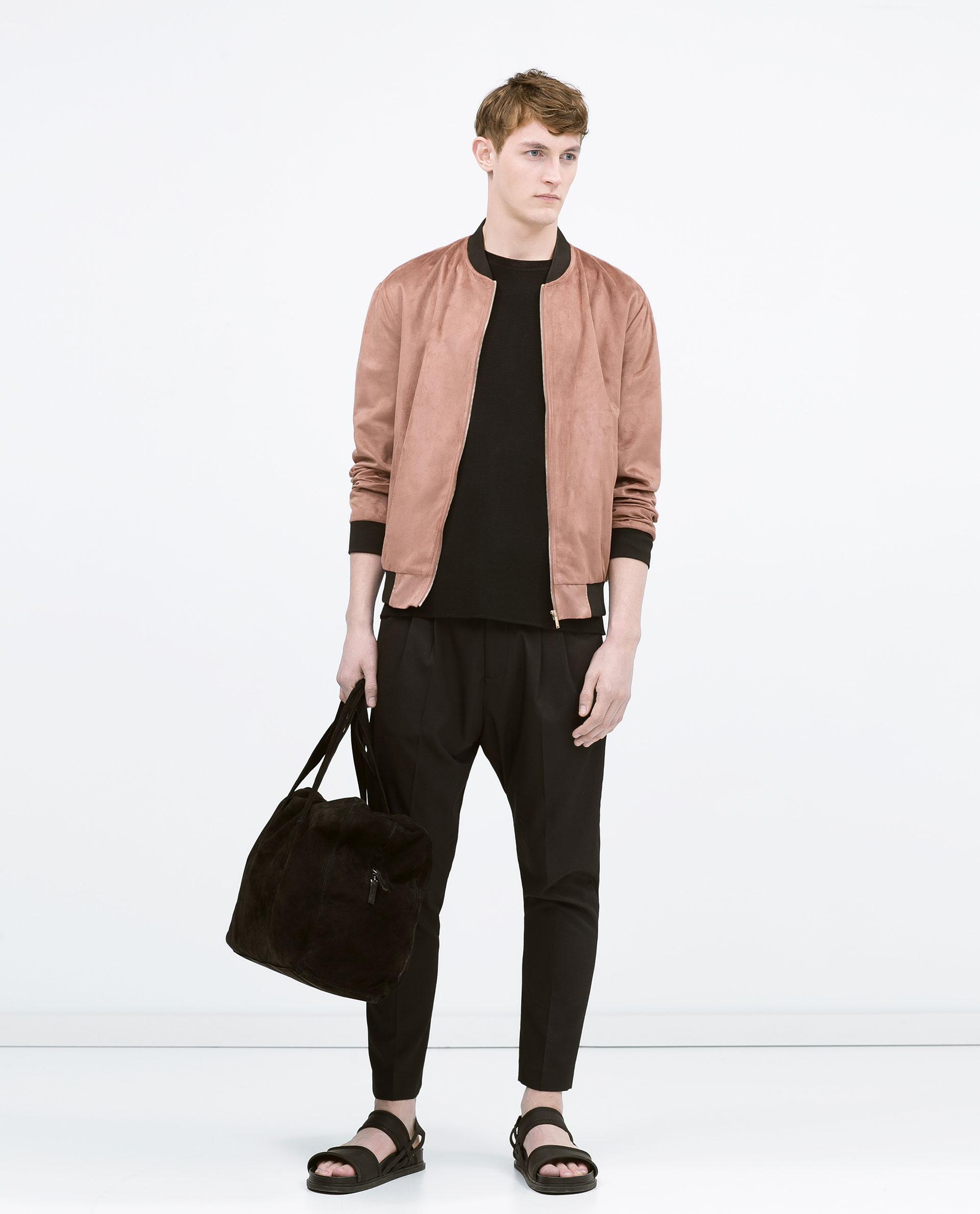 b8a7b6d9 10 Summer Jackets For Men From Zara The Fashion Supernova