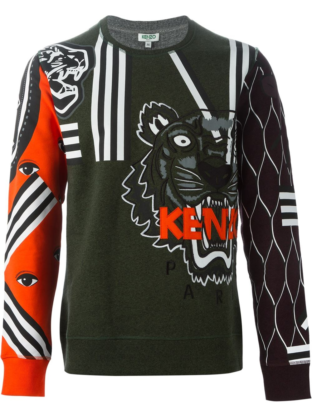 1912ec021d Kenzo Mens Sweatshirt Sale - DREAMWORKS
