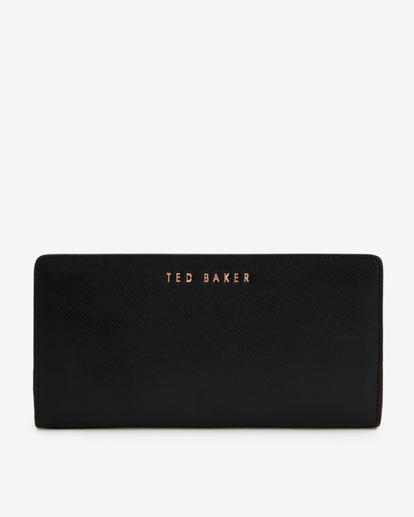 1bc294b97de Ted Baker Colour Block Matinee Purse in Black - Lyst