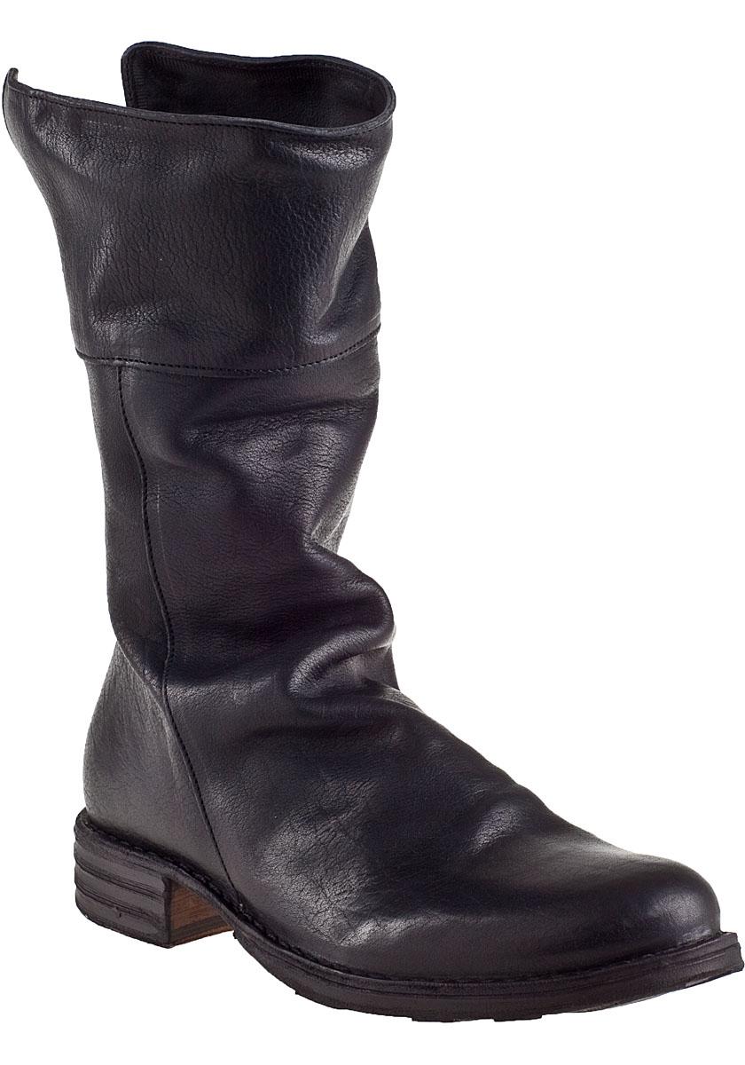 fiorentini baker eternity ella boot black leather in. Black Bedroom Furniture Sets. Home Design Ideas