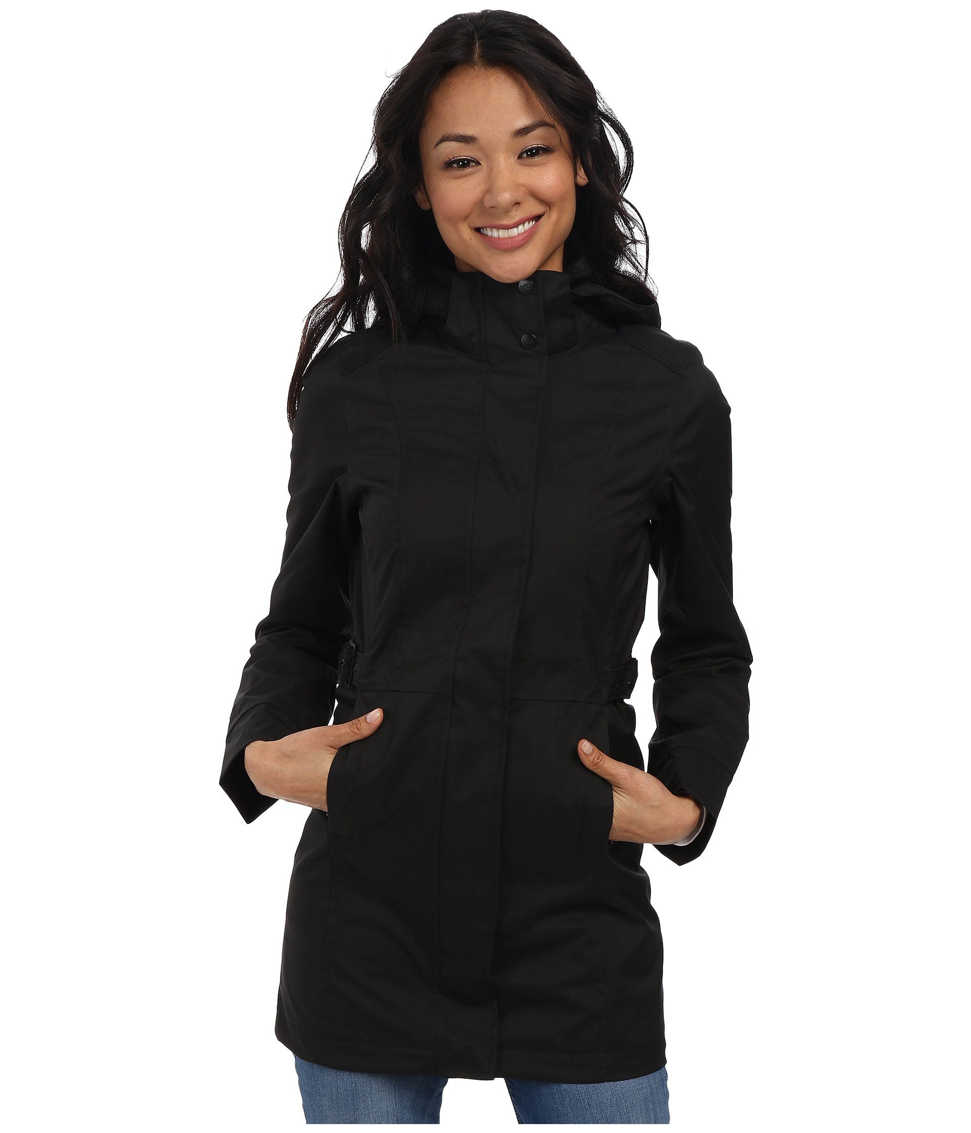 special selection of cheaper sale best website The North Face Laney Trench in Black - Lyst