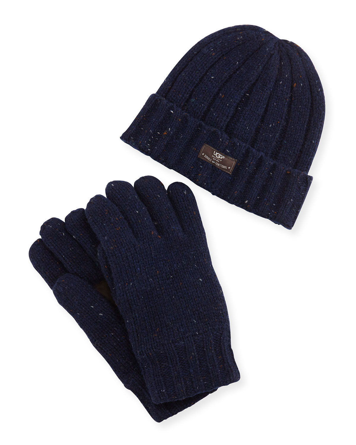 UGG Mens Hat And Glove Box Set in Blue for Men - Lyst b89031b9977