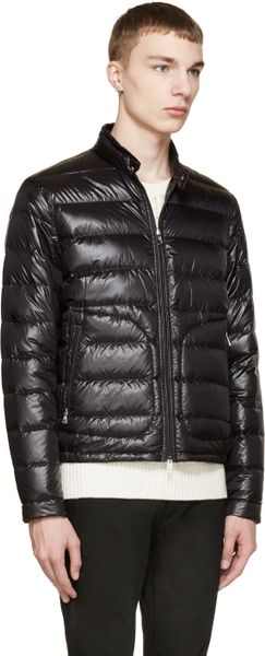 moncler mens acorus jacket black