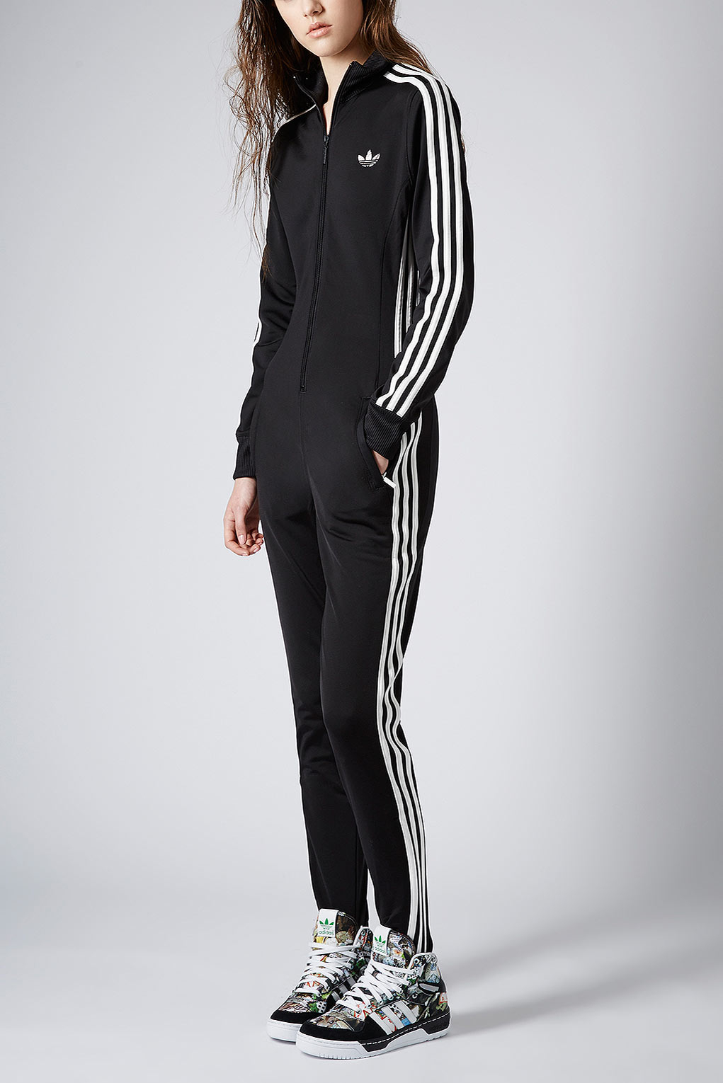 New I Also Love The Classic, Oldschool Adidas Track Suits That Everyone From Kim Kardashian  Additionally, We Will See Sleek Mens Styles On Womens Silhouettes Describe Your Personal Style In Five