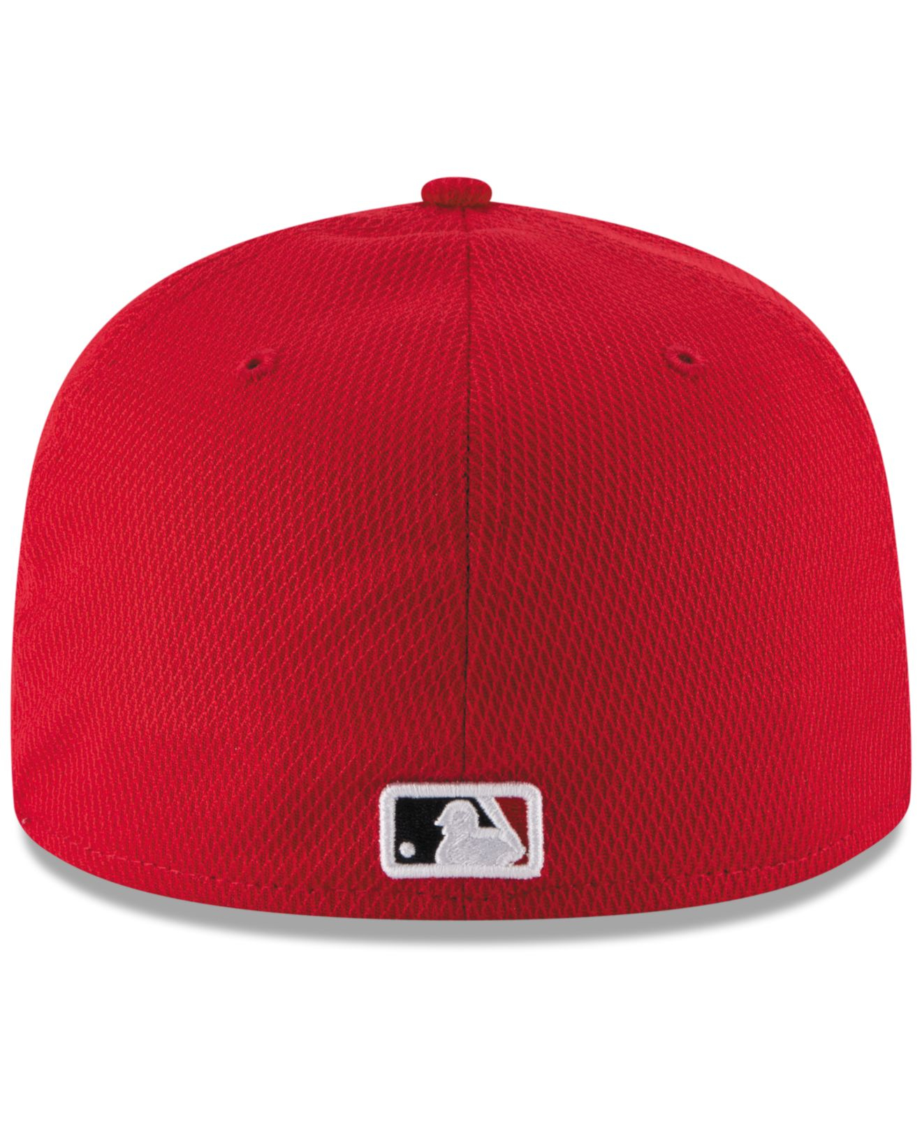 low priced dc939 35720 Lyst - KTZ St. Louis Cardinals Diamond Era 59fifty Cap in Red for Men