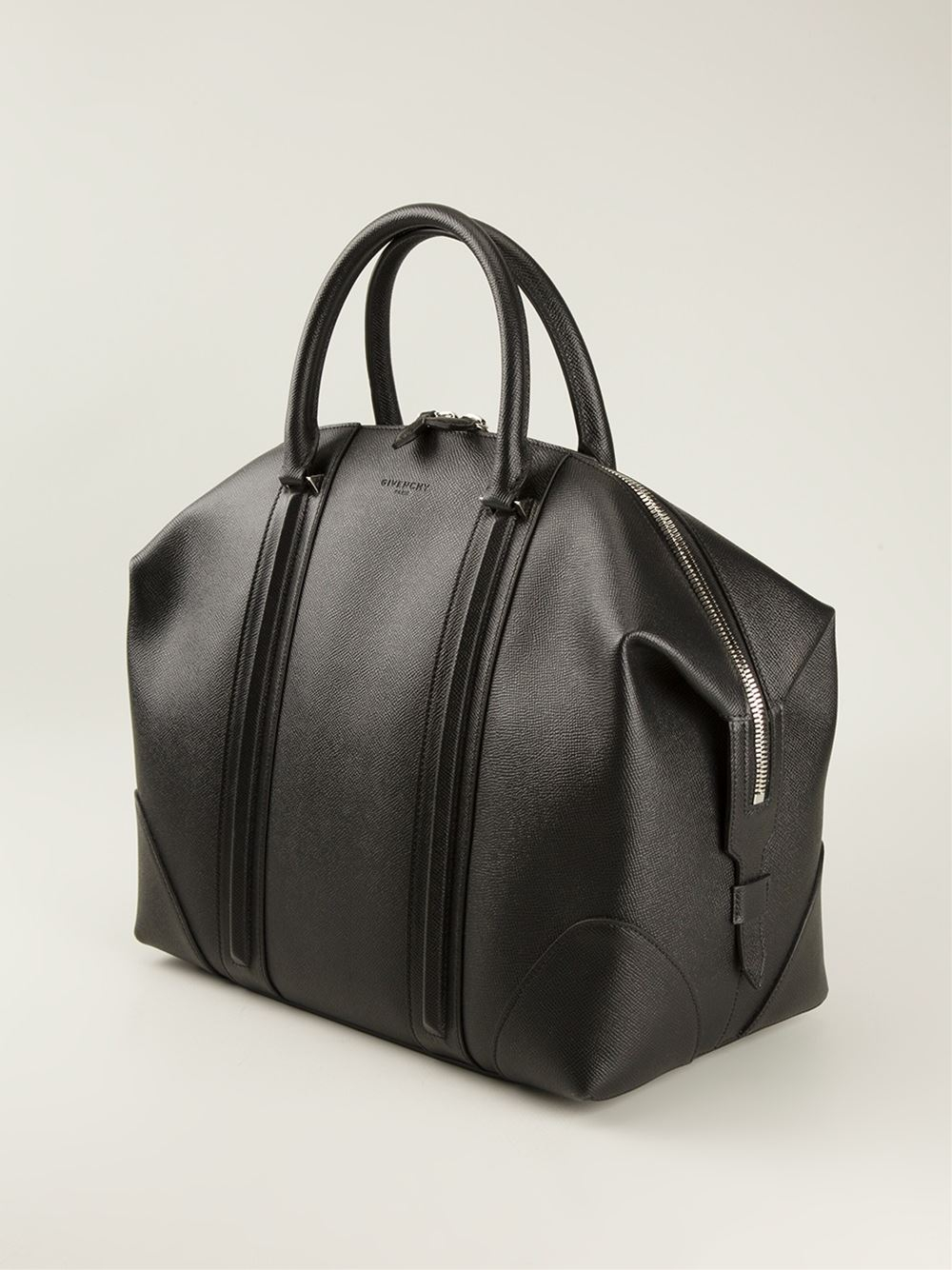 7f0050378d Lyst - Givenchy Medium  Lucrezia  Tote in Black