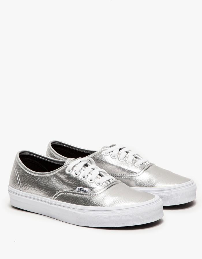 silver vans