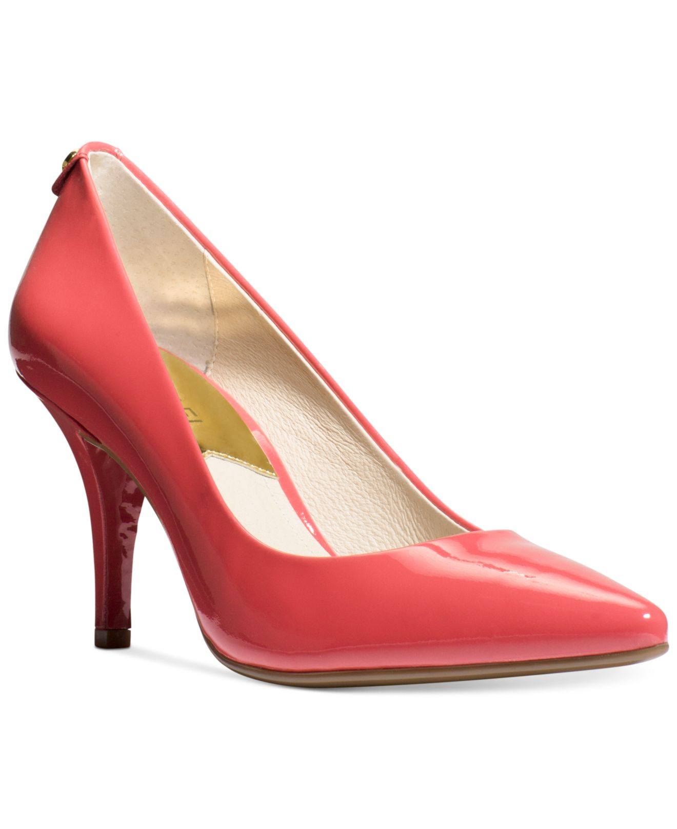 fcd21f3f21c7 Gallery. Previously sold at  Macy s · Women s Michael By Michael Kors Mk  Flex Women s Red Bow Heels ...