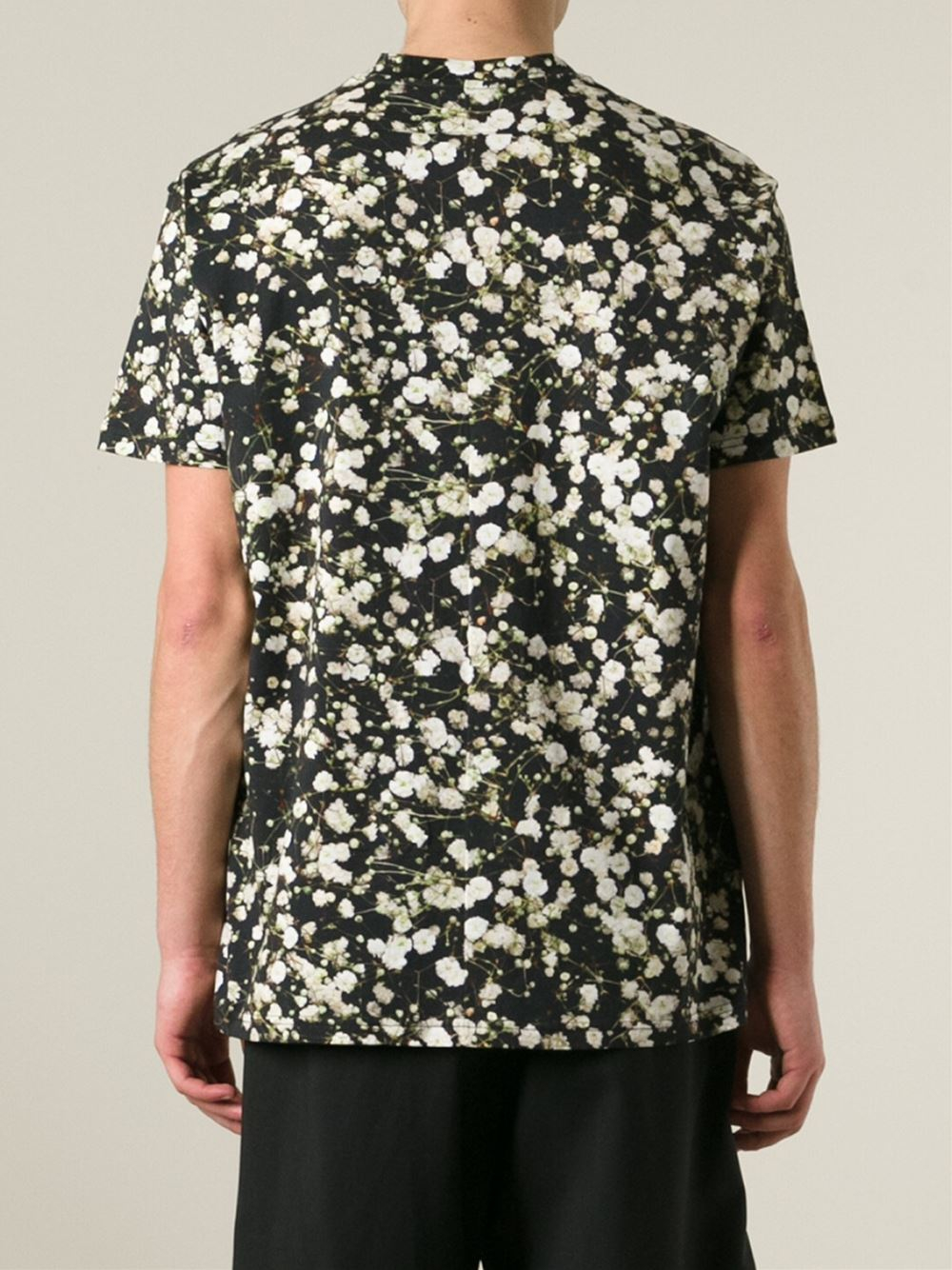 Floral-print Woven Shirt Givenchy Free Shipping Supply Clearance Great Deals Cheapest Online Buy Cheap 100% Authentic awtBwv7