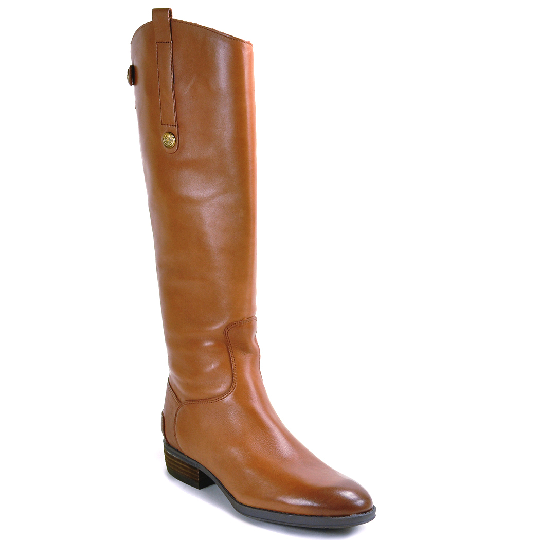 sam edelman boot in brown lyst