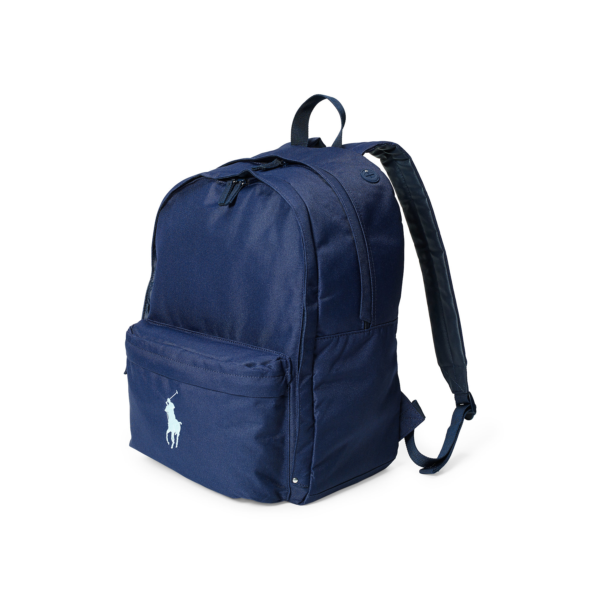 a2b4f4e0a15a Lyst - Ralph Lauren Large Big Pony Backpack in Blue