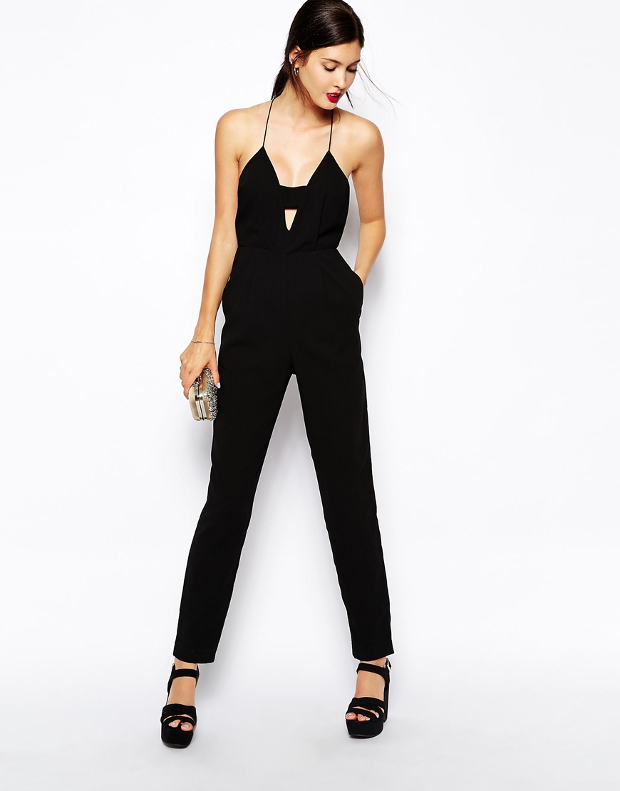 c436c0a785 Lyst - Finders Keepers Midnight Jumpsuit in Black