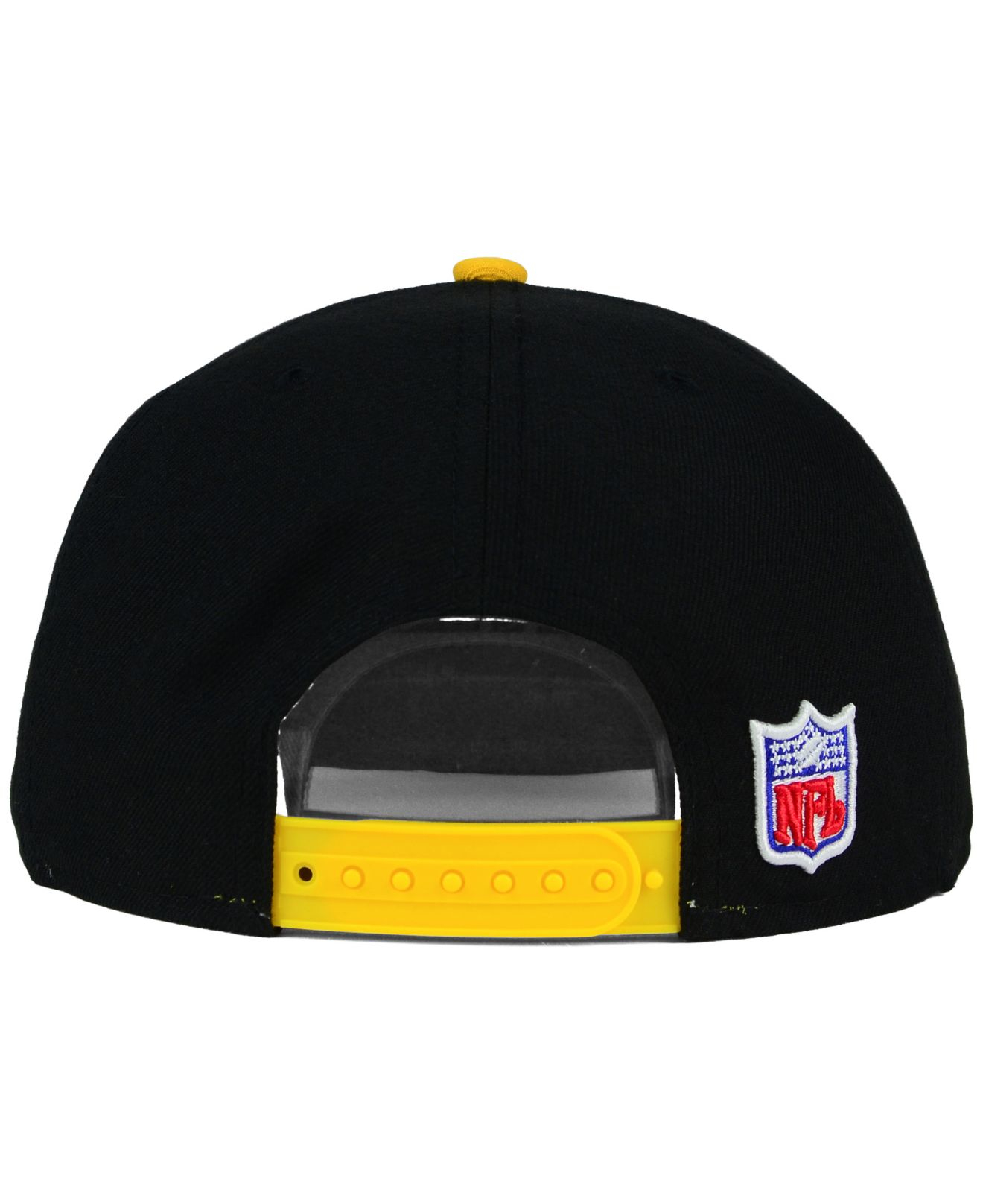 ff46bd941 ... hot ktz pittsburgh steelers retro striped 9fifty snapback cap in mens pittsburgh  steelers new era fd633 switzerland steelers beanie hats ...