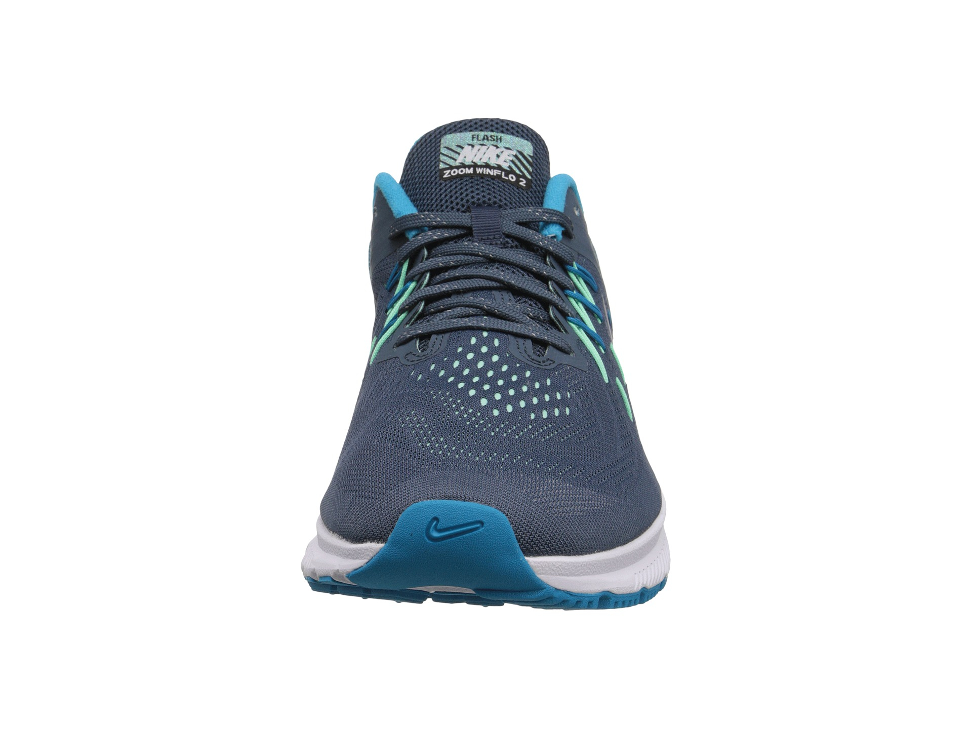 e668a7170ff6 835ca 86bde  canada lyst nike zoom winflo 2 flash in blue for men f639f  d4552