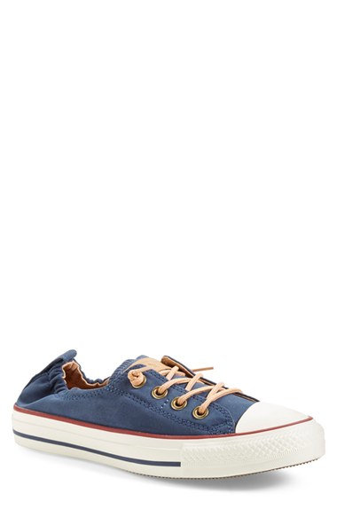 c74499347ad8 Lyst - Converse Chuck Taylor All Star  peached - Shoreline  Low Top ...