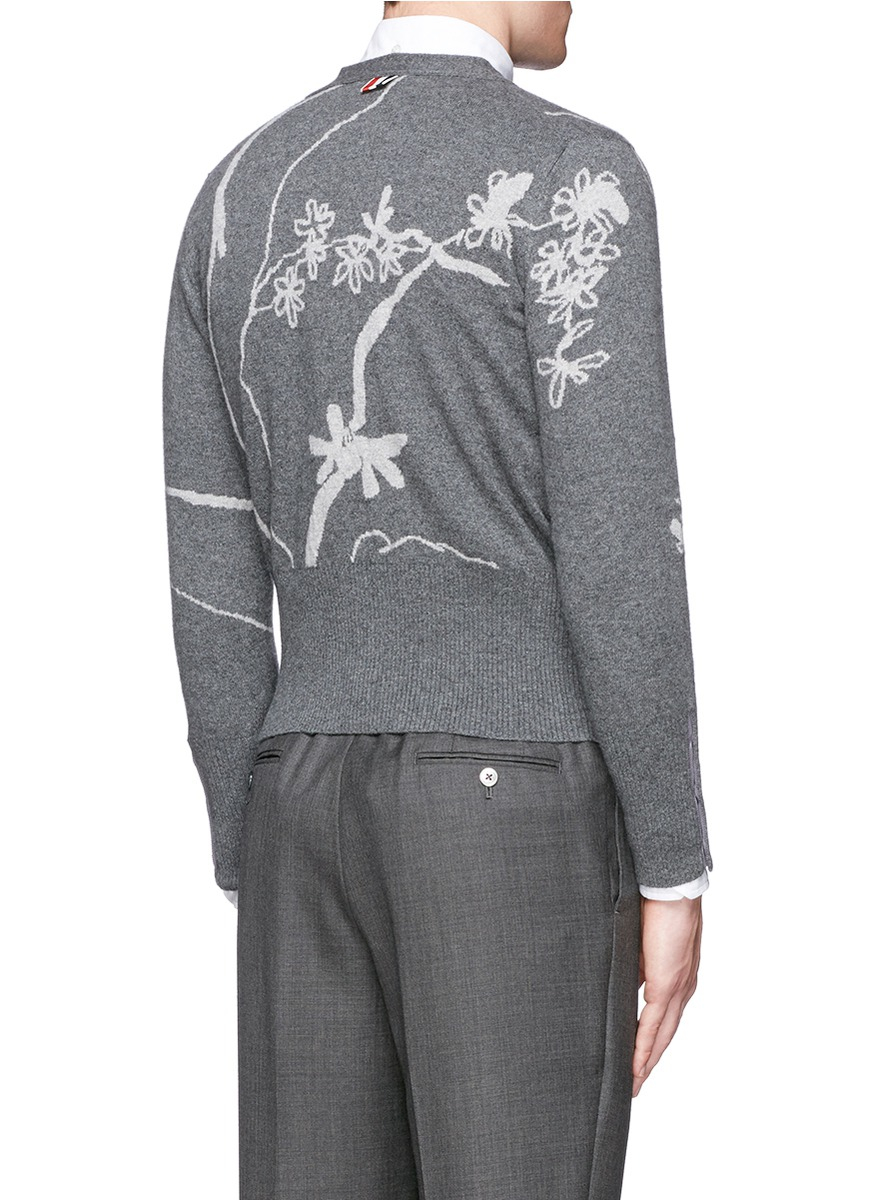 2d7b2778cd3 thom-browne -grey-japanese-floral-intarsia-cashmere-cardigan-gray-product-1-911206920-normal.jpeg