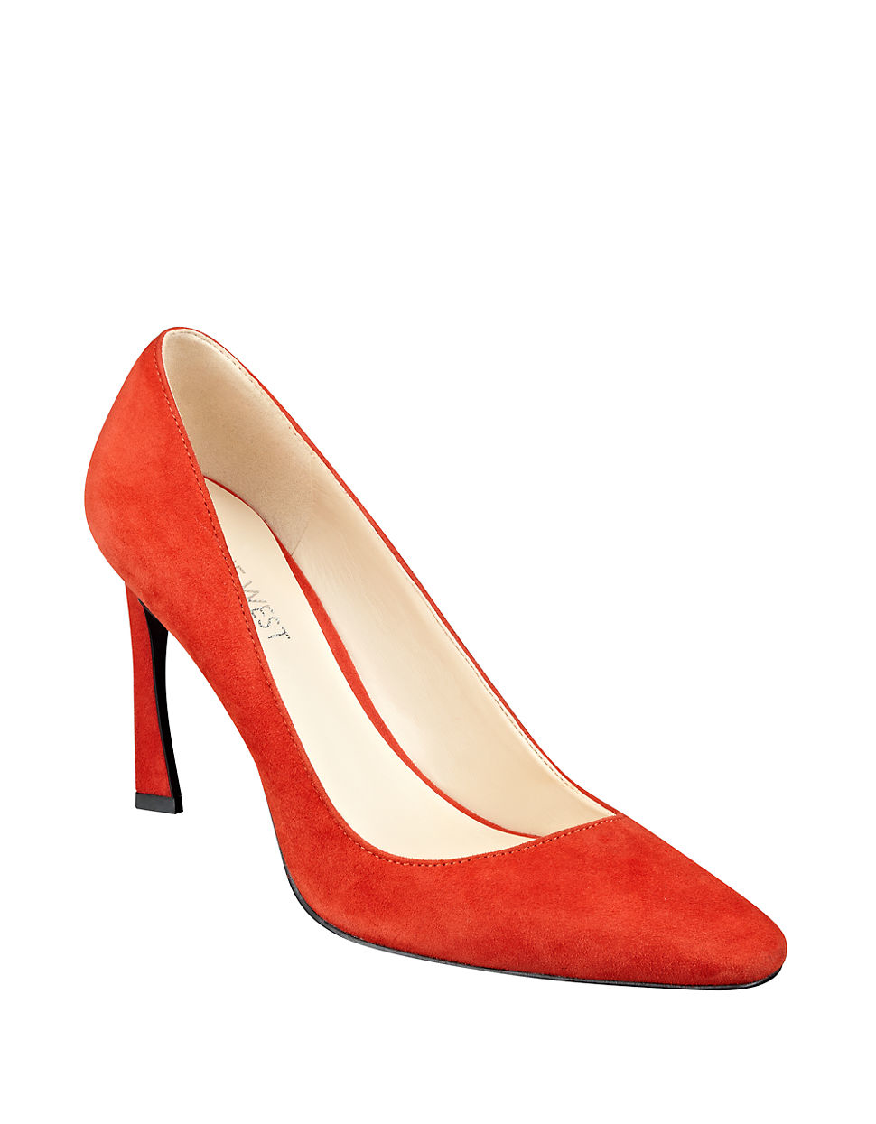 Find red suede pumps at ShopStyle. Shop the latest collection of red suede pumps from the most popular stores - all in one place.