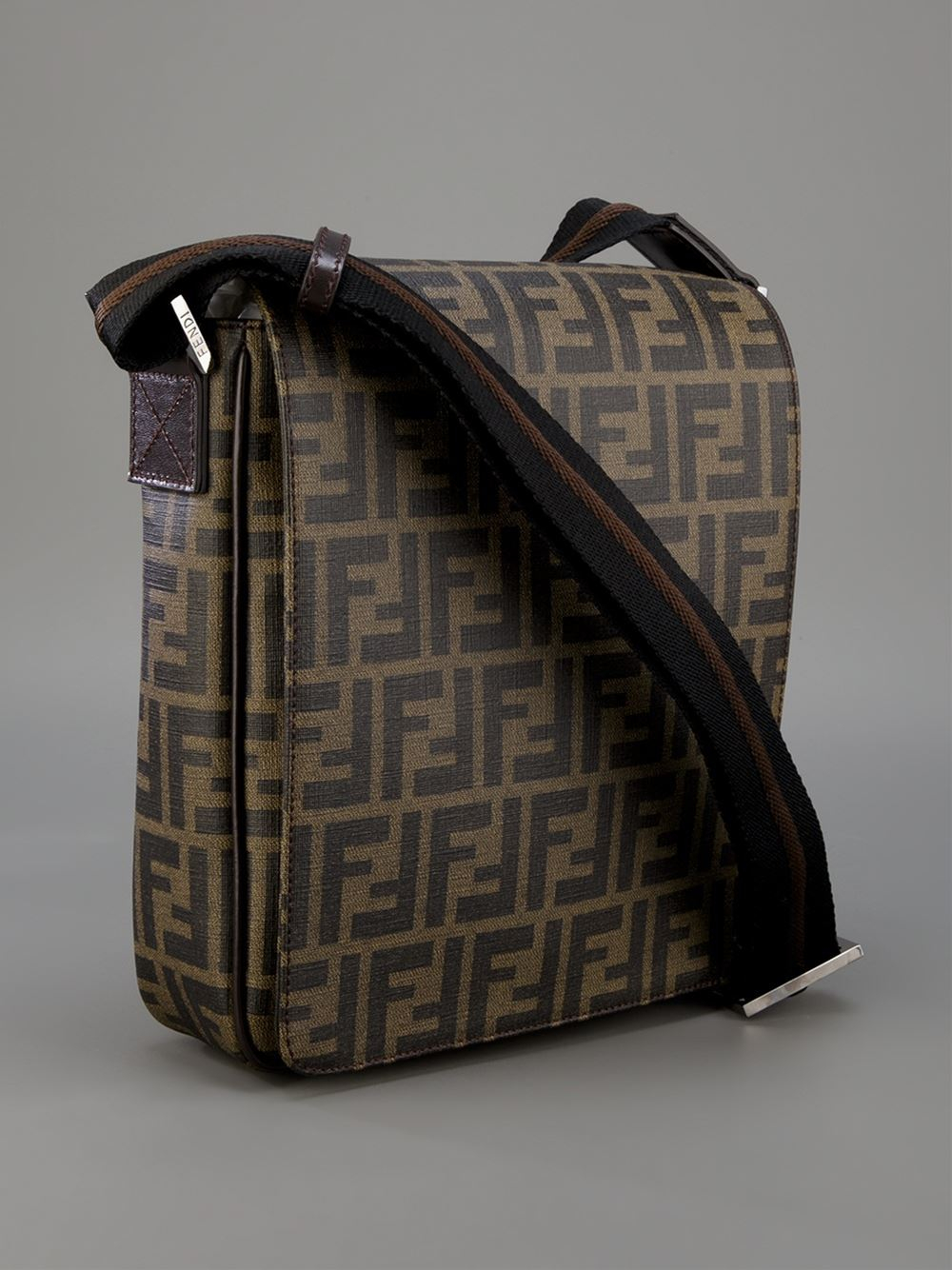 Cost Sale Online Fendi Messenger shoulder bag Clearance 2018 Unisex Discount Latest Cheap Fast Delivery BccNxIGnsO