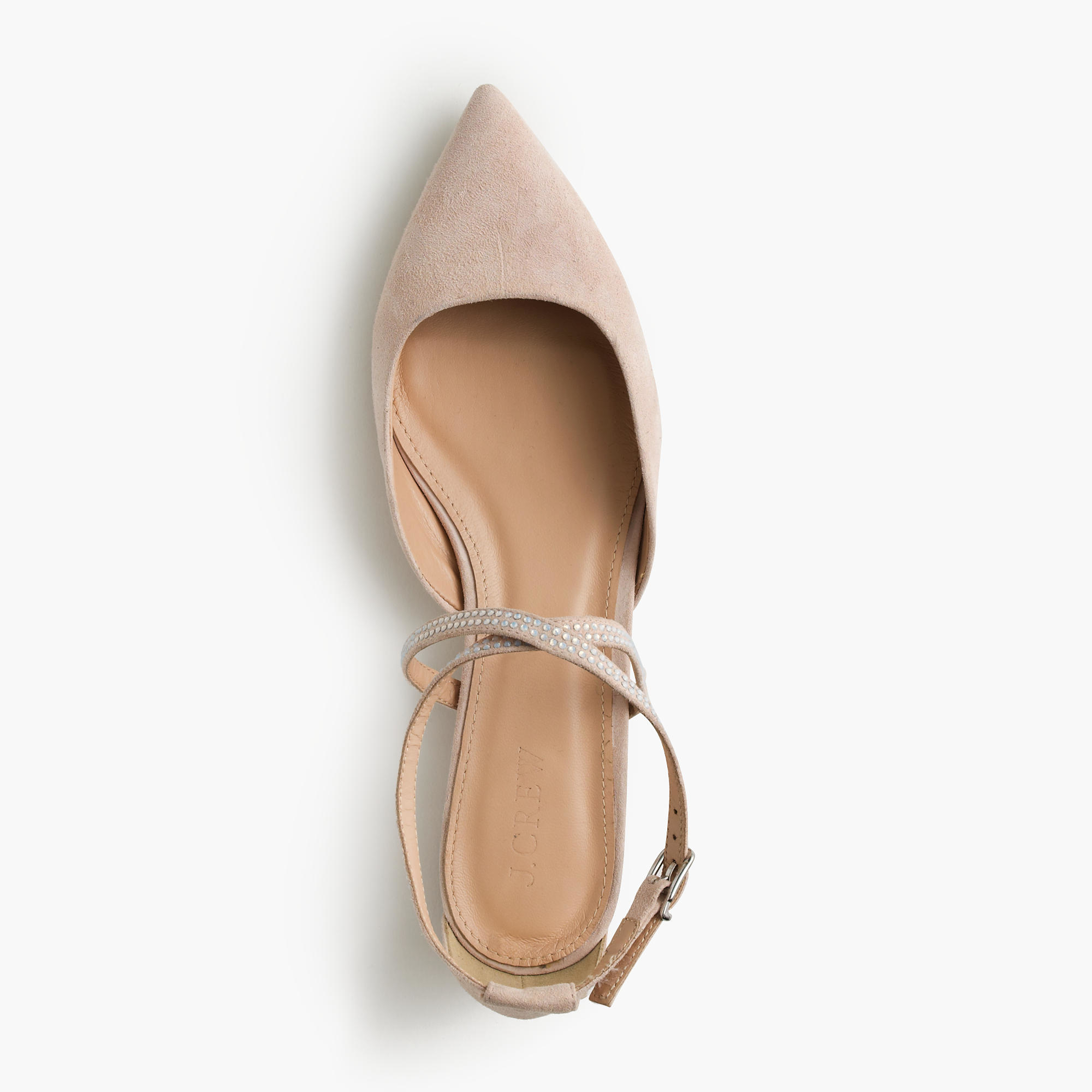 Desert Pink Shoes Size  Women Flats