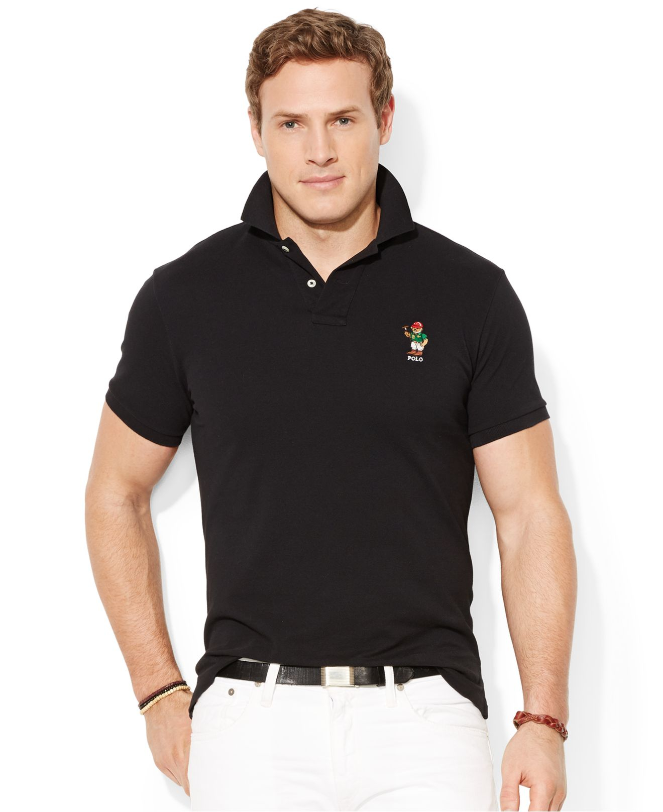 Don't let cheap big and tall Ralph Lauren Polo Shirts for sale out of your sight if you want to live the life of luxury. Colors and Styles The colors on the cheap big and tall Ralph Lauren Polo Shirts for sale are like any other of the designer you could find.