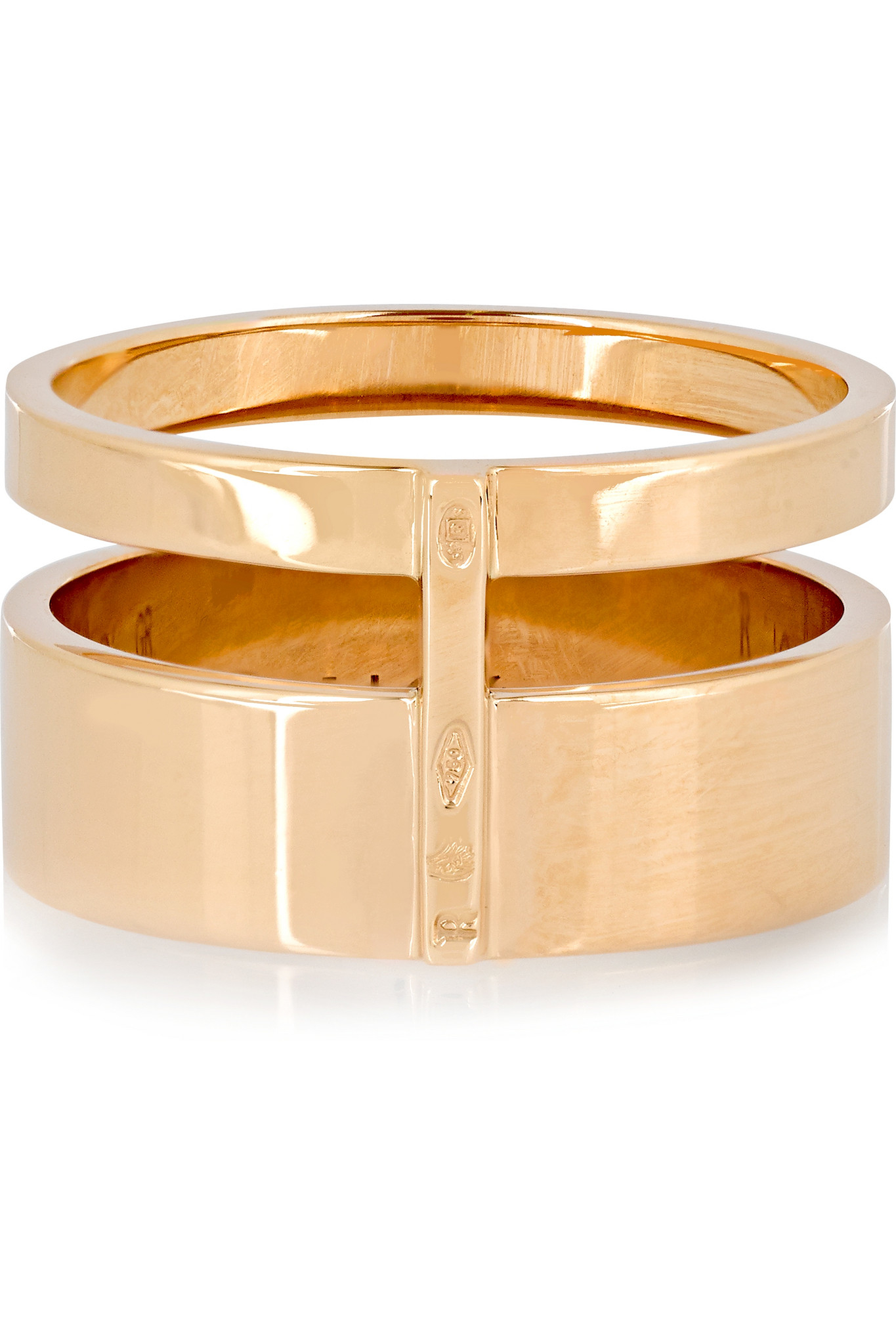Rose Gold Cage Berbere Ring Repossi RNNZ3CnXWd