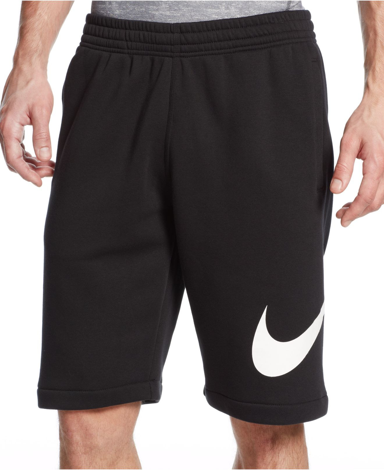 Nike Menswear - Nike Club Shorts Black