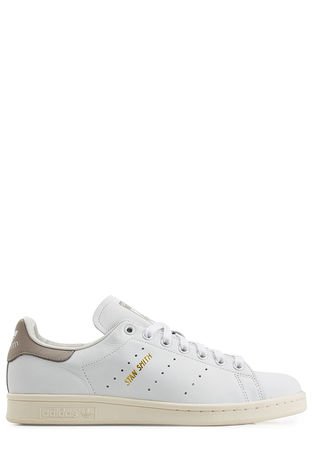 adidas originals stan smith leather sneakers white in. Black Bedroom Furniture Sets. Home Design Ideas