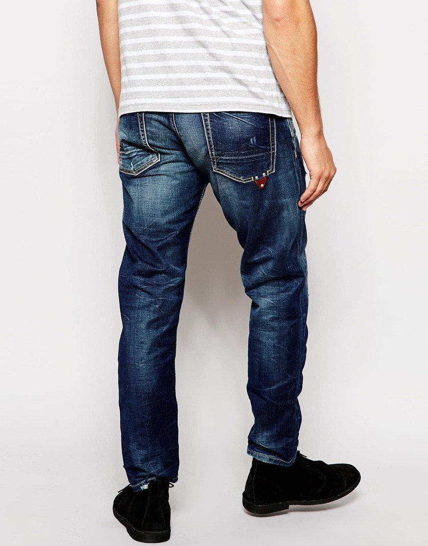 Lyst Pepe Jeans Pepe Heritage Jeans Cave Regular Tapered