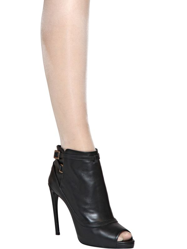 Outlet Store Cheap Online Professional Cheap Price Roger Vivier Leather Ankle Boots Outlet Top Quality JBzxxB5ZLc